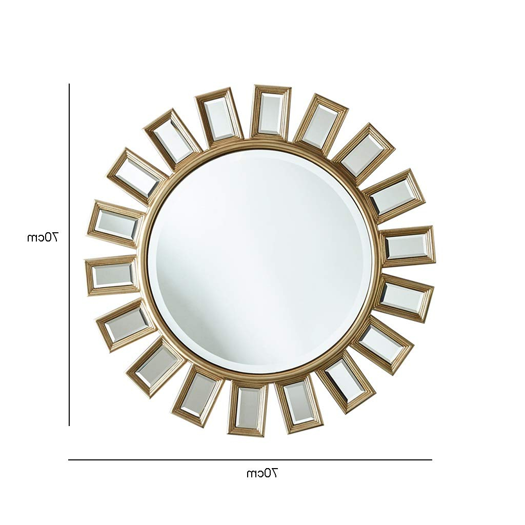 Well Known Amazon: Bathroom Mirrors Wall Mirror Bedroom Wall Mirror Porch In Decorative Bedroom Wall Mirrors (View 17 of 20)