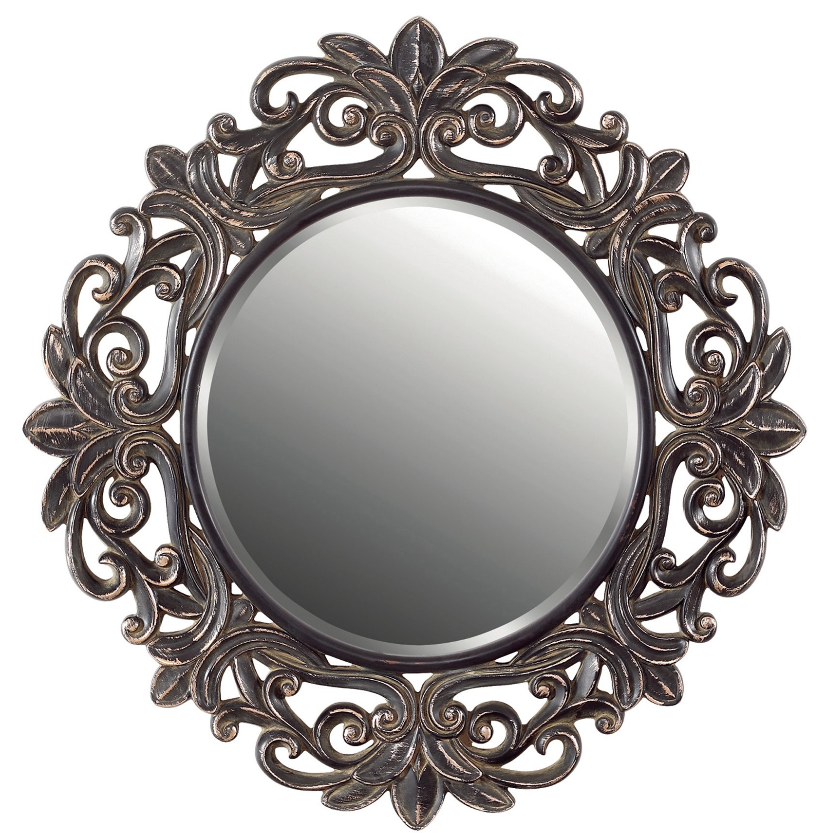 Well Known Armand Accent Mirror Throughout Alissa Traditional Wall Mirrors (View 19 of 20)