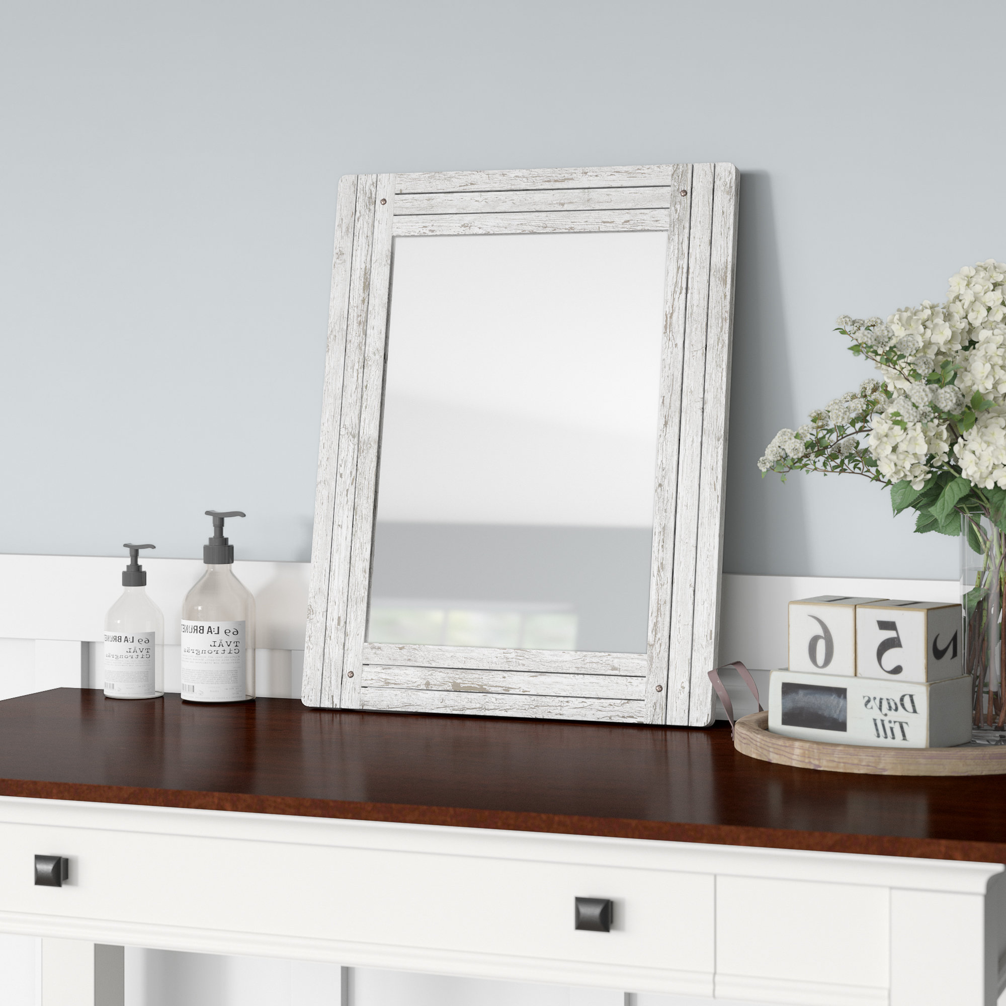 Well Known Arrigo Accent Mirrors Pertaining To August Grove Lefkowski Accent Mirror (View 17 of 20)