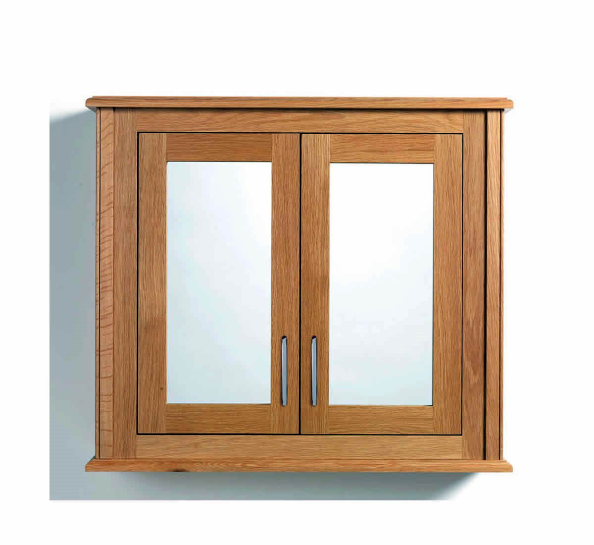 Well Known Bathroom Wall Mirror Cabinets Inside Imperial Thurlestone 2 Door Mirror Cabinet (View 18 of 20)