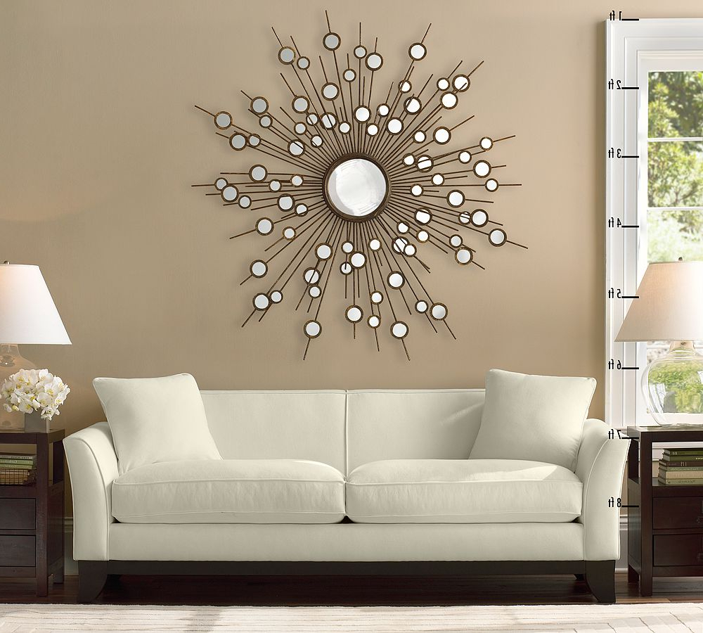 Well Known Beautiful Wall Mirrors With Regard To Livingroom Beautiful Wall Mirrors Online For Bedroom Bathroom (View 14 of 20)