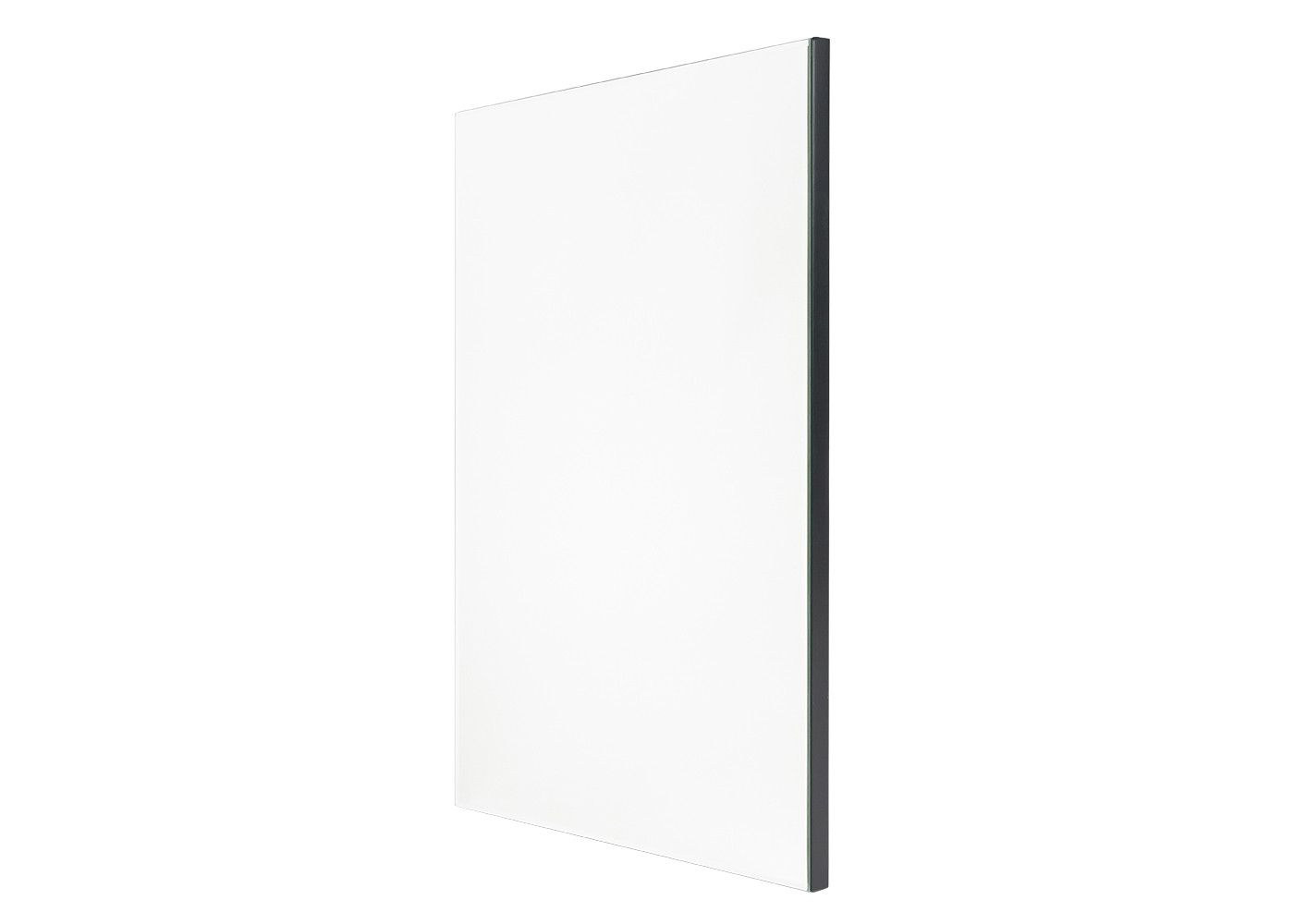 Well Known Bevelled Edge Wall Mirror Rectangular Intended For Bevelled Wall Mirrors (View 8 of 20)