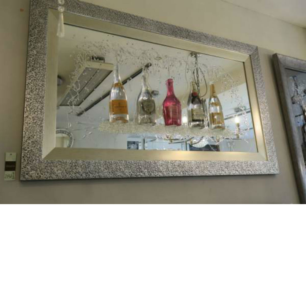 Well Known Champagne Mirror And Liquid Wall Art In Champagne Wall Mirrors (View 19 of 20)