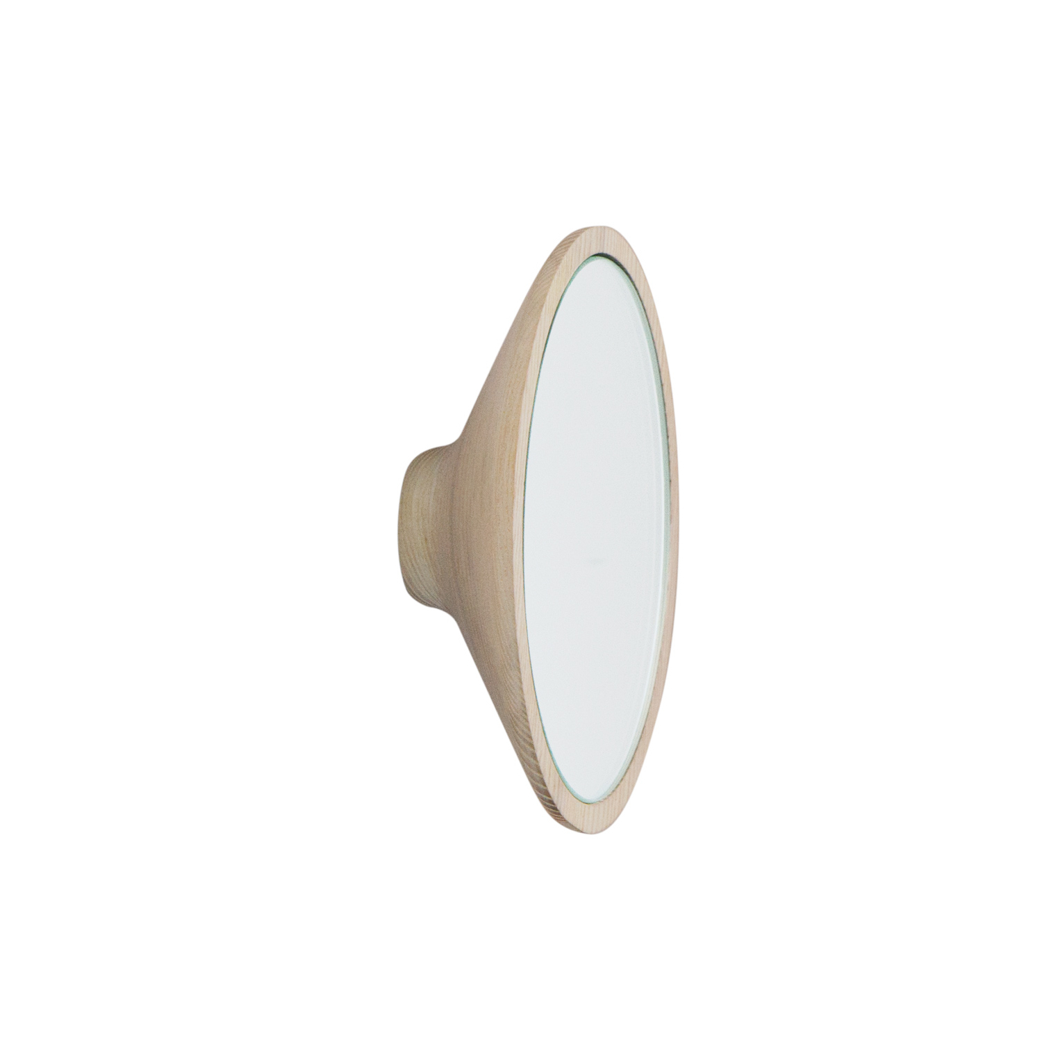 Well Known Coat Rack Wall Mirrors Throughout Wall Coat Rack With Mirror – Medium – Furniteam (View 15 of 20)
