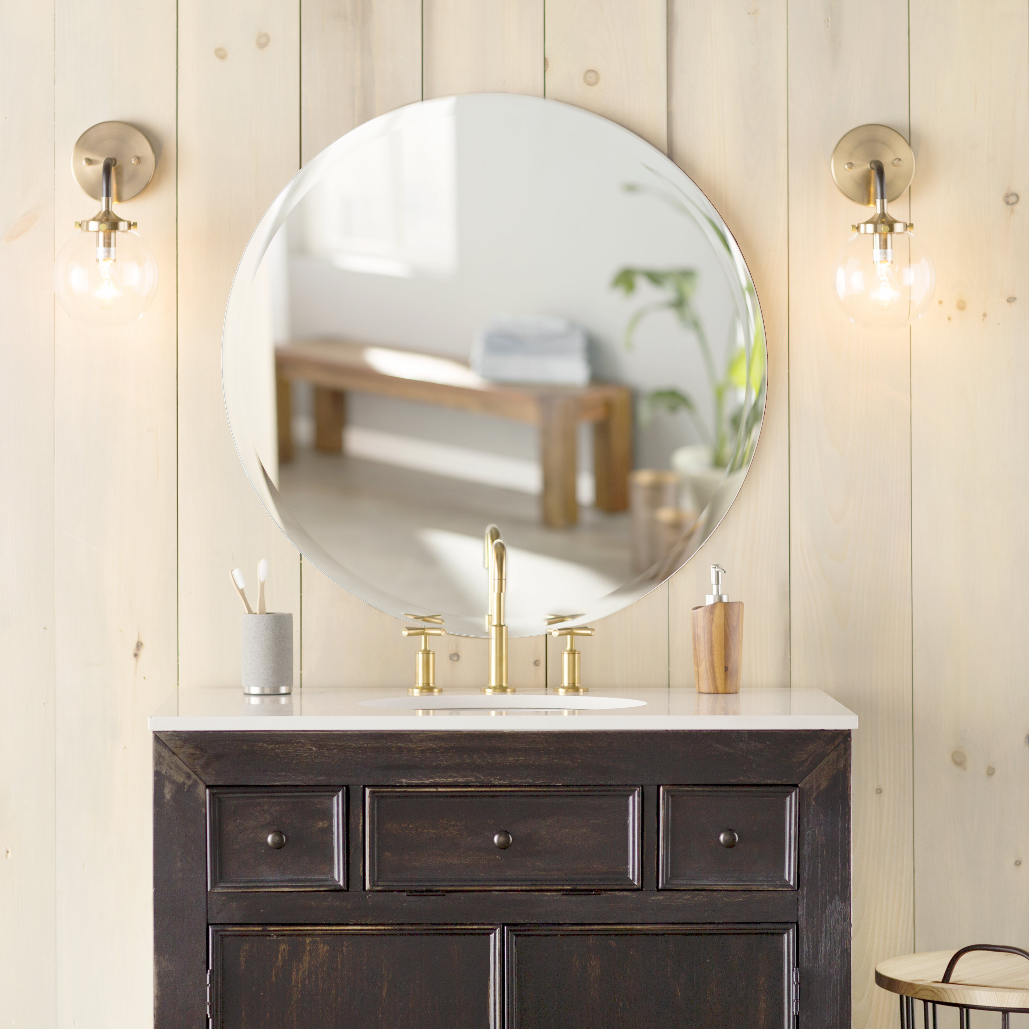 Well Known Colton Modern & Contemporary Wall Mirrors For Colton Wall Mirror (Gallery 9 of 20)