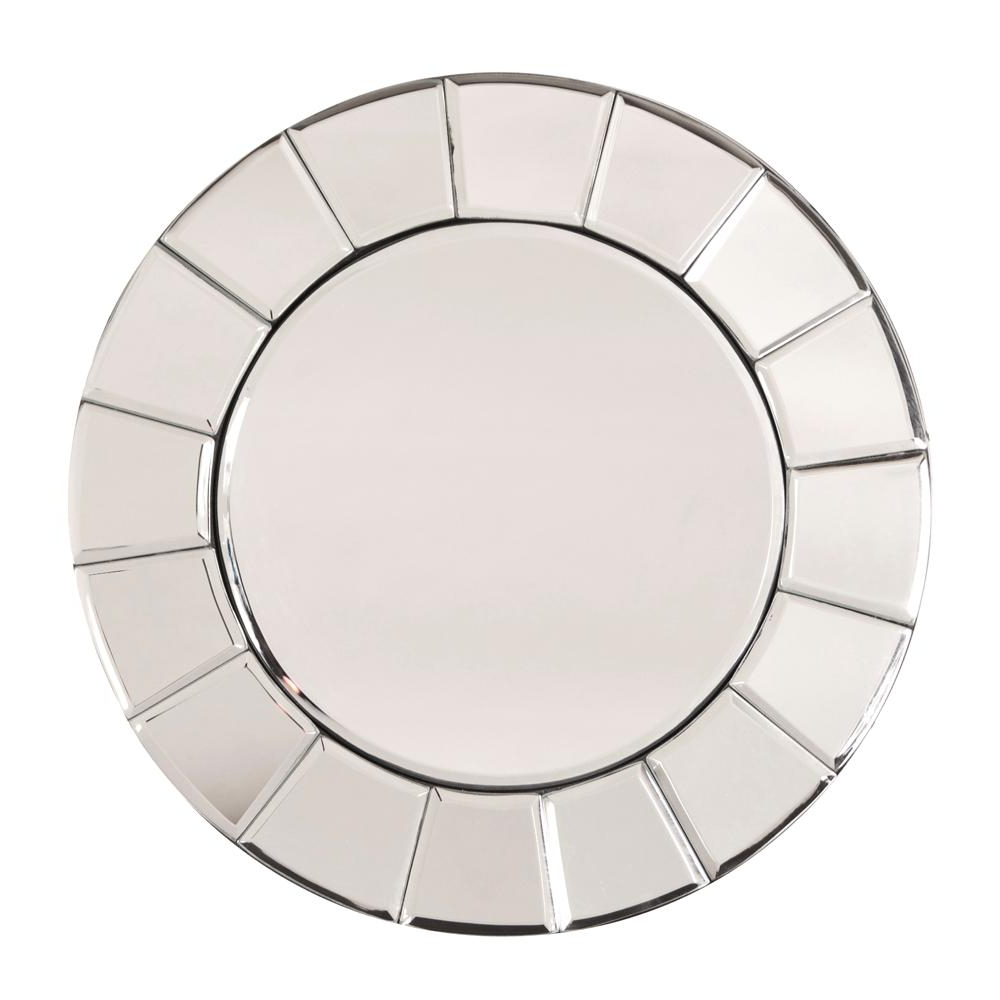 Well Known Dina Small Round Mirror In Small Round Wall Mirrors (Gallery 4 of 20)