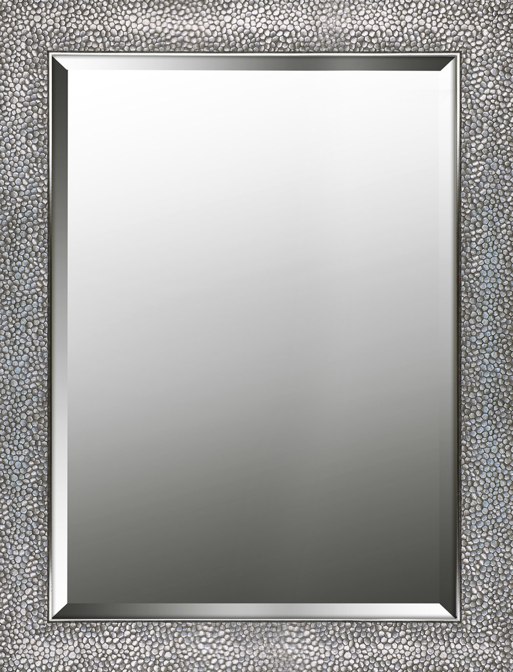 Well Known Glam Beveled Accent Mirrors With Regard To Pattern Glam Beveled Accent Mirror (Gallery 6 of 20)