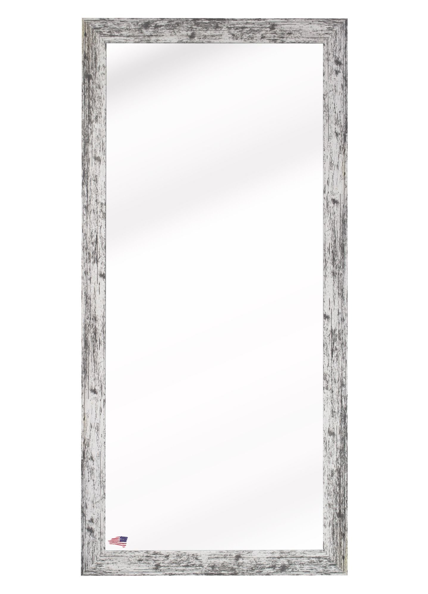Well Known Handcrafted Farmhouse Full Length Mirrors Within Handcrafted Farmhouse Full Length Mirror (Gallery 2 of 20)