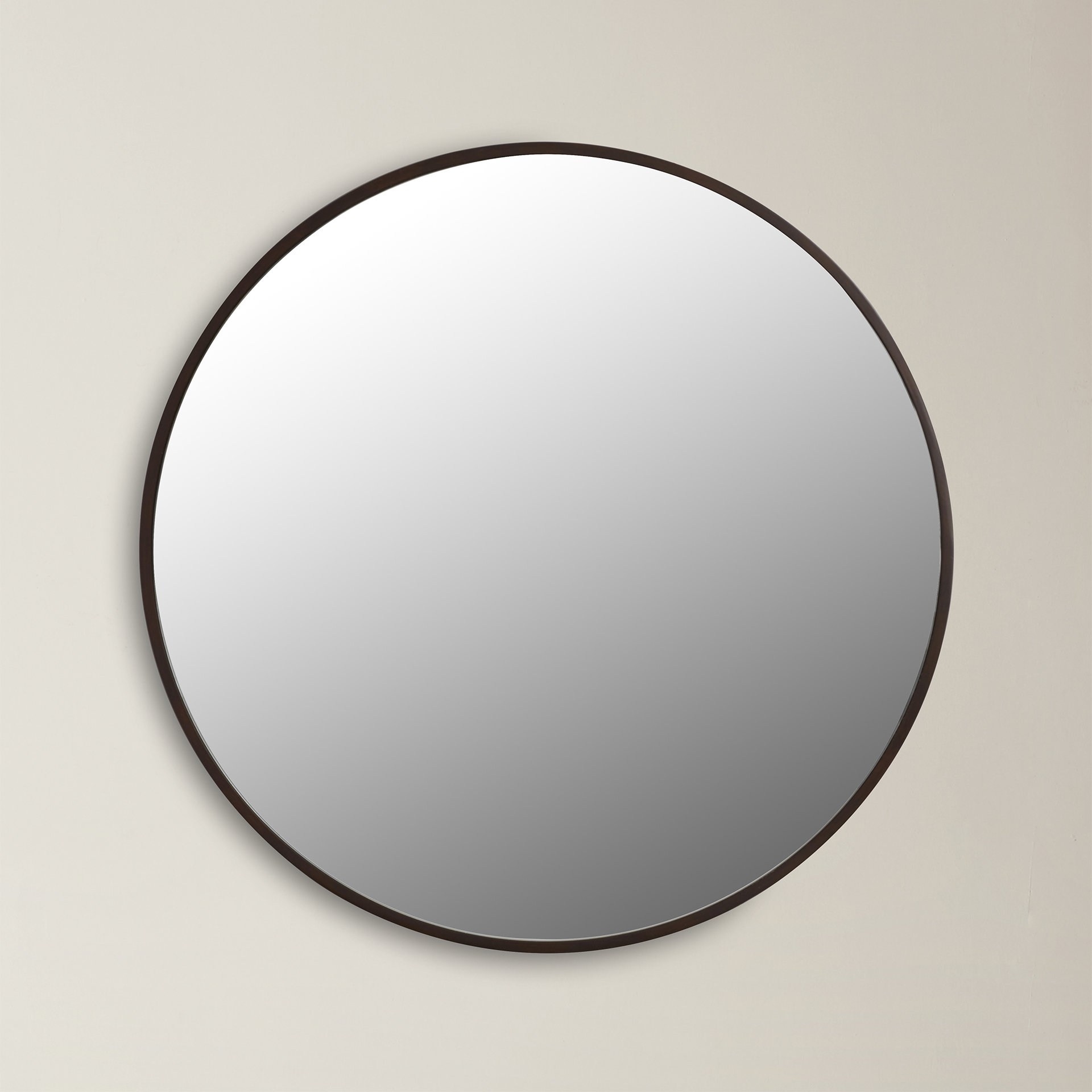 Well Known Hub Modern And Contemporary Accent Mirrors Within Levan Modern & Contemporary Accent Mirror (Gallery 12 of 20)