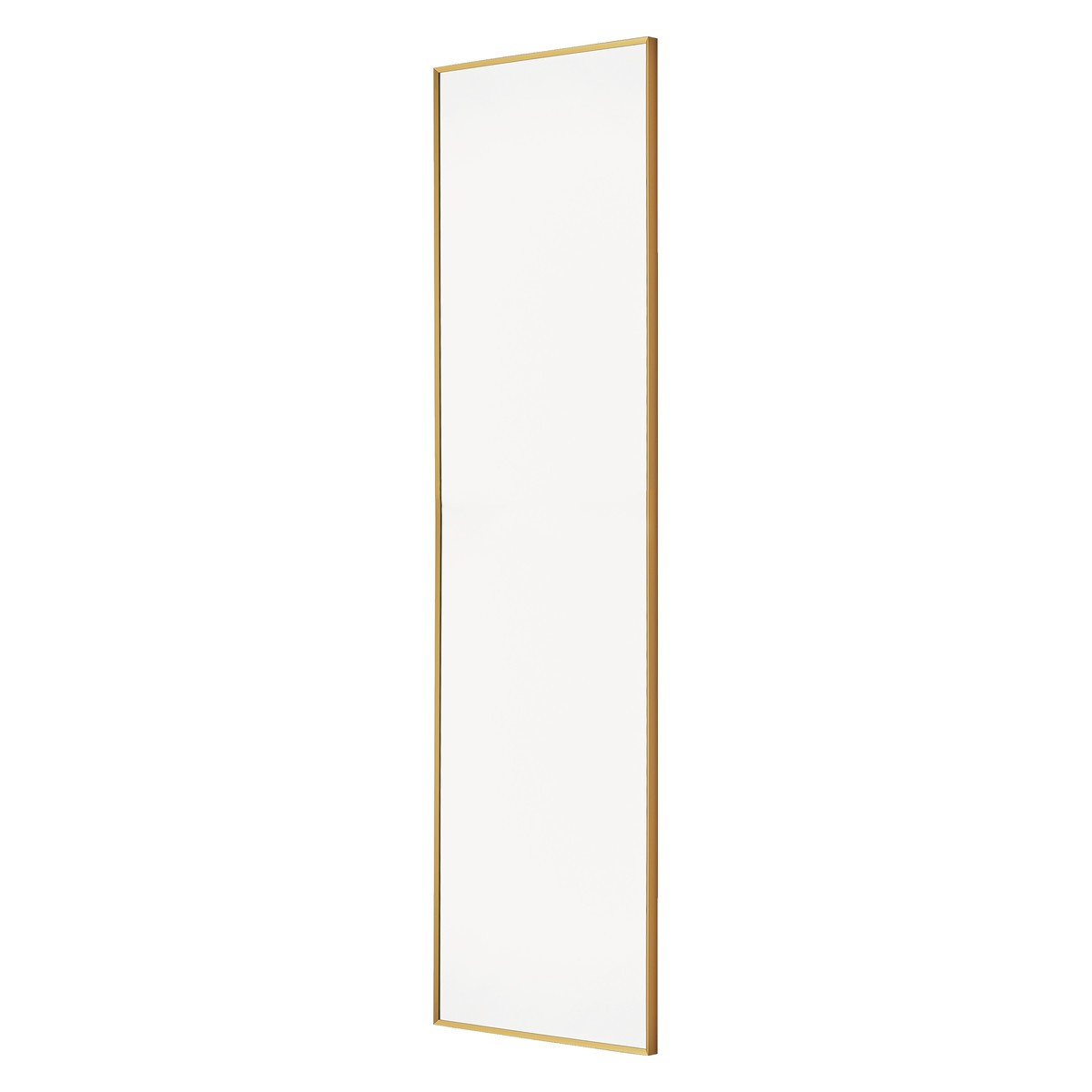 Well Known Kupari 40 X 140cm Gold Full Length Wall Mirror Regarding Floor Length Wall Mirrors (View 5 of 20)
