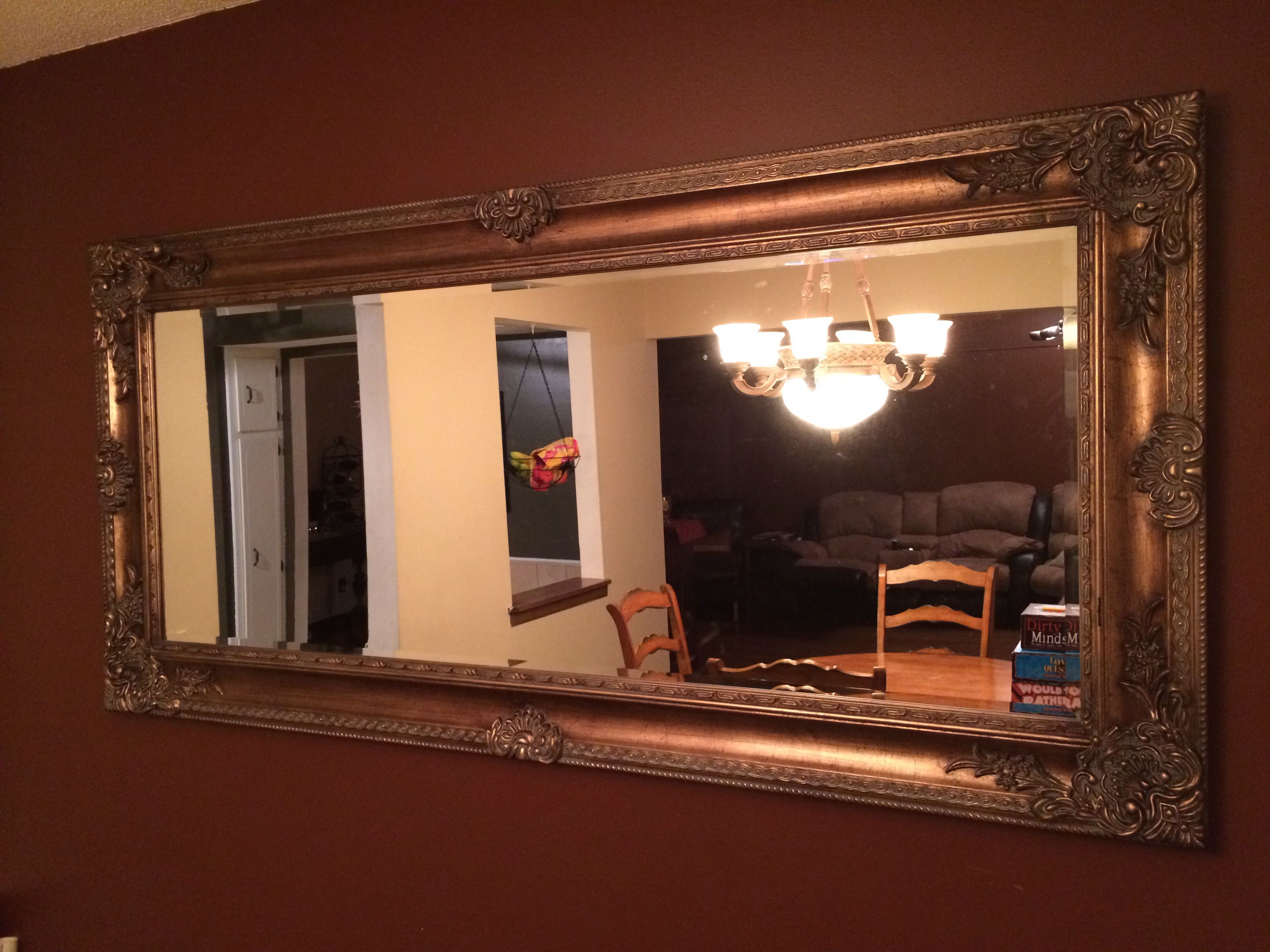 Well Known Large Wall Mirror #costco (View 8 of 20)