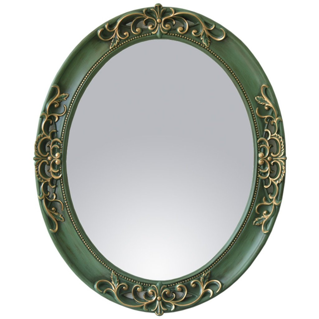 Well Known Lightweight Wall Mirrors With Regard To Amazon: Wall Mounted Vanity Mirrors Wall Mirrors Bathroom (View 7 of 20)
