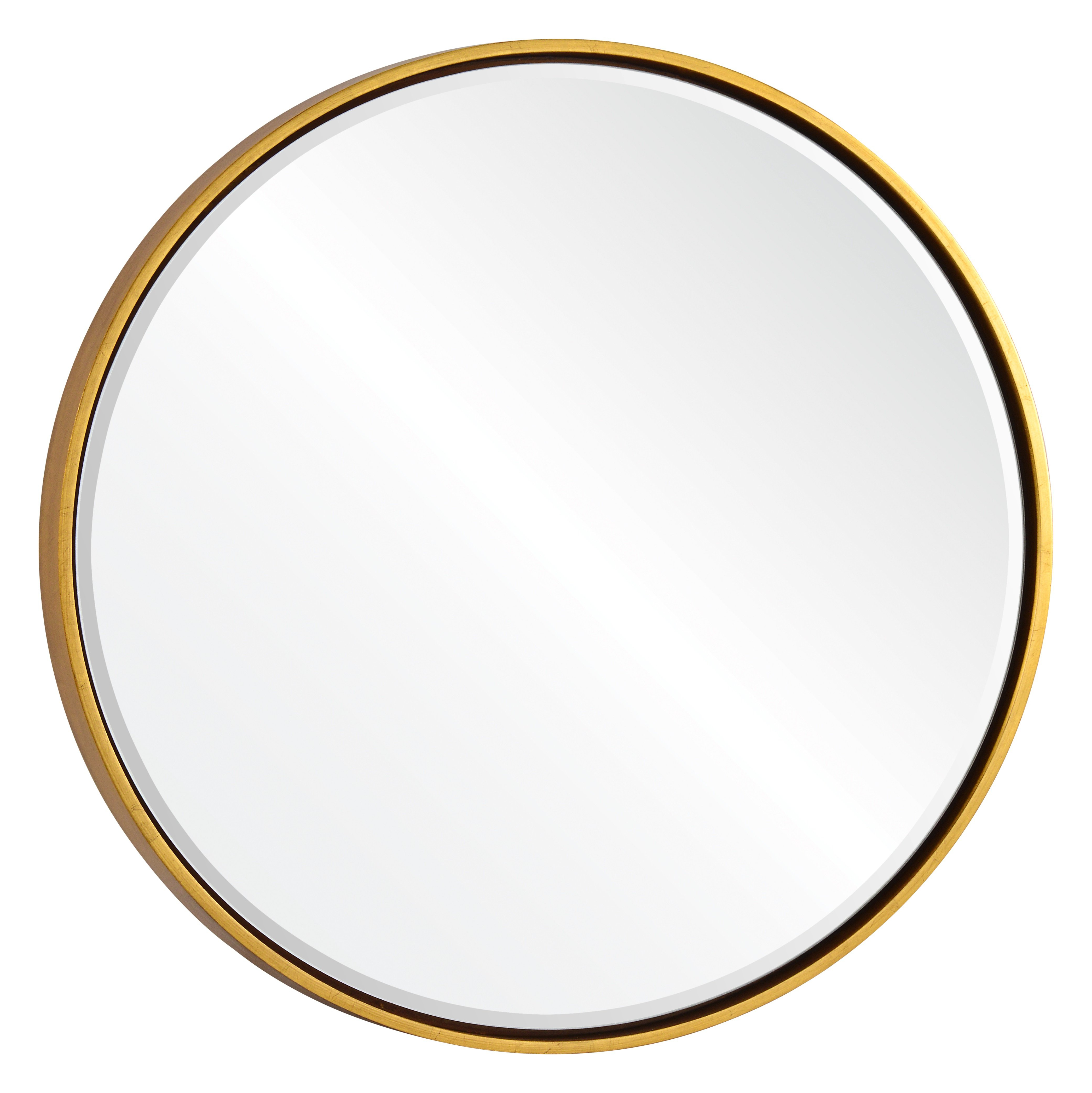 Well Known Mahanoy Modern And Contemporary Distressed Accent Mirrors With Jamie Modern & Contemporary Beveled Wall Mirror (View 18 of 20)