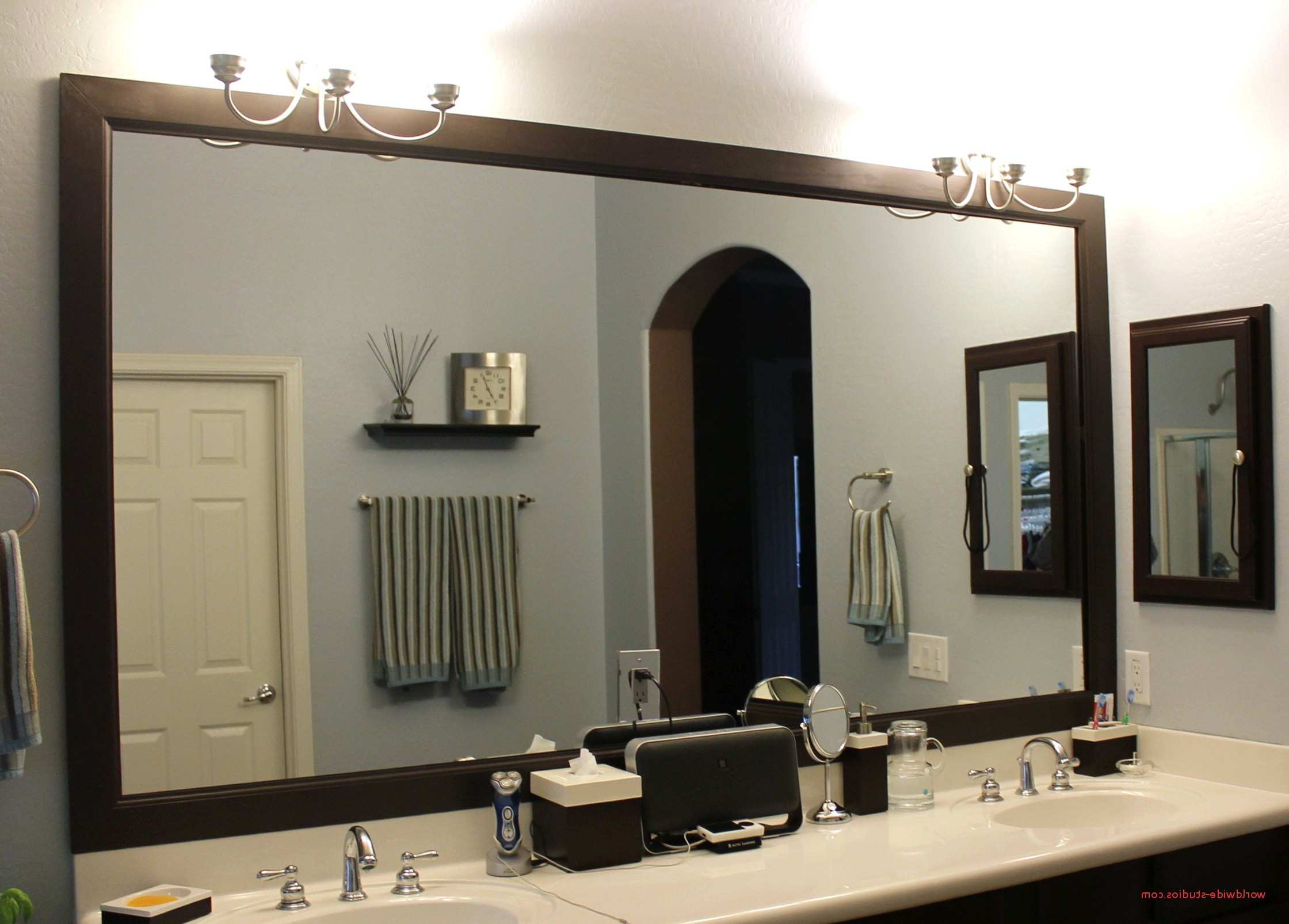 Well Known Mirror Framed Wall Mirrors Regarding Free Download Image Inspirational Framed Bathroom Mirrors (View 19 of 20)
