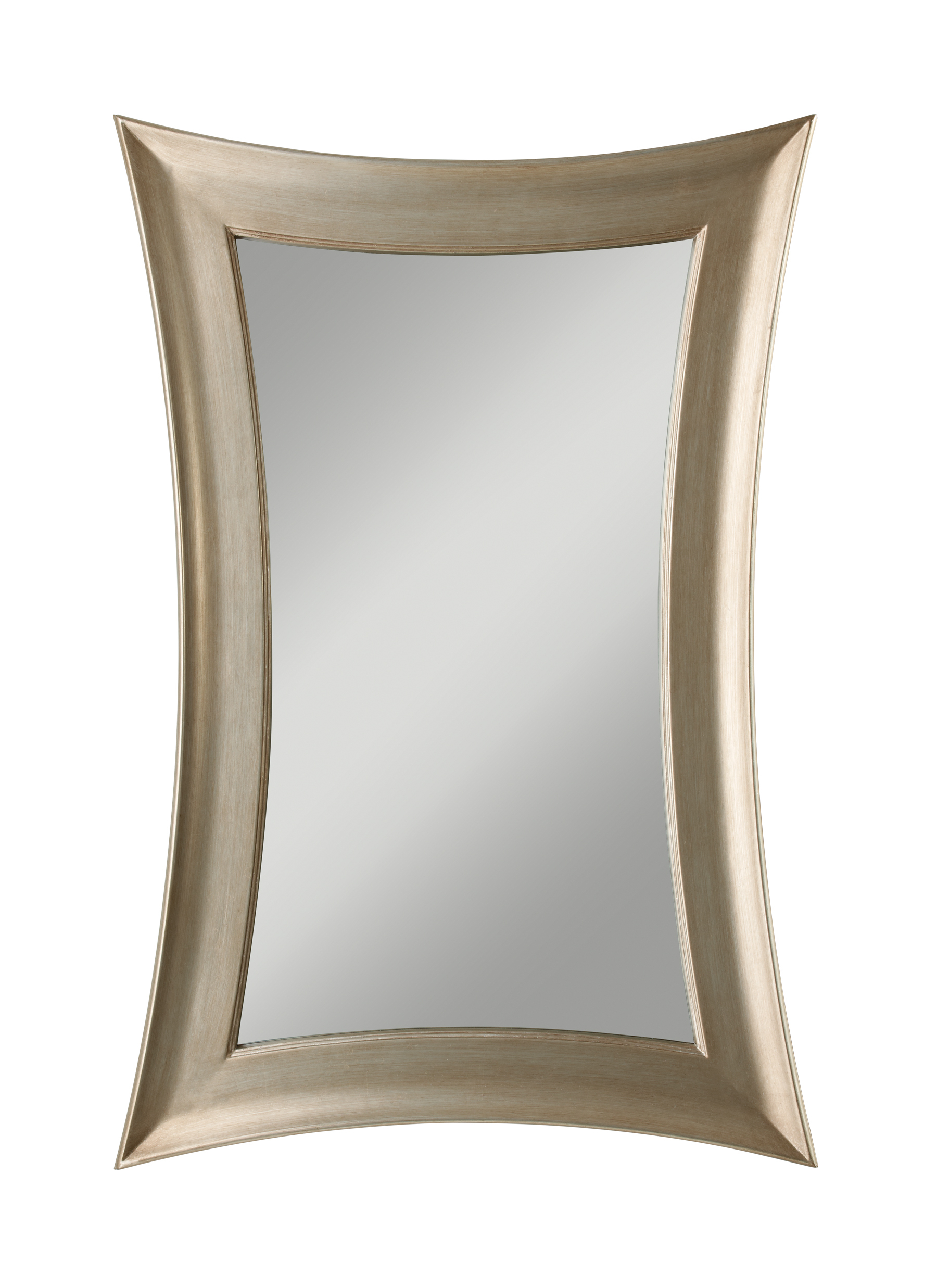 Well Known Mr1122Aslf,antique Silver Leaf Mirror,antique Silver Leaf Throughout Silver Leaf Wall Mirrors (View 17 of 20)