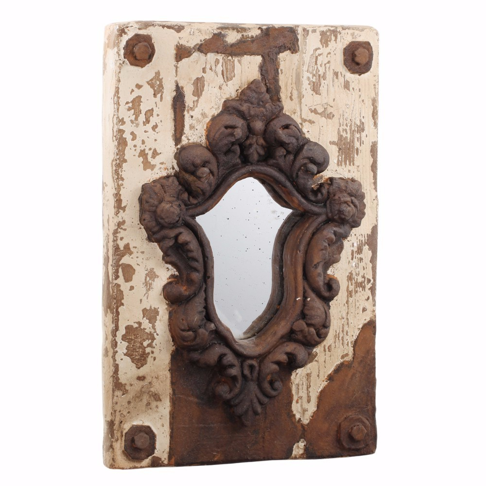 Well Known Old Fashioned Wall Mirrors Regarding Elegant Old Style Wall Mirror (View 17 of 20)