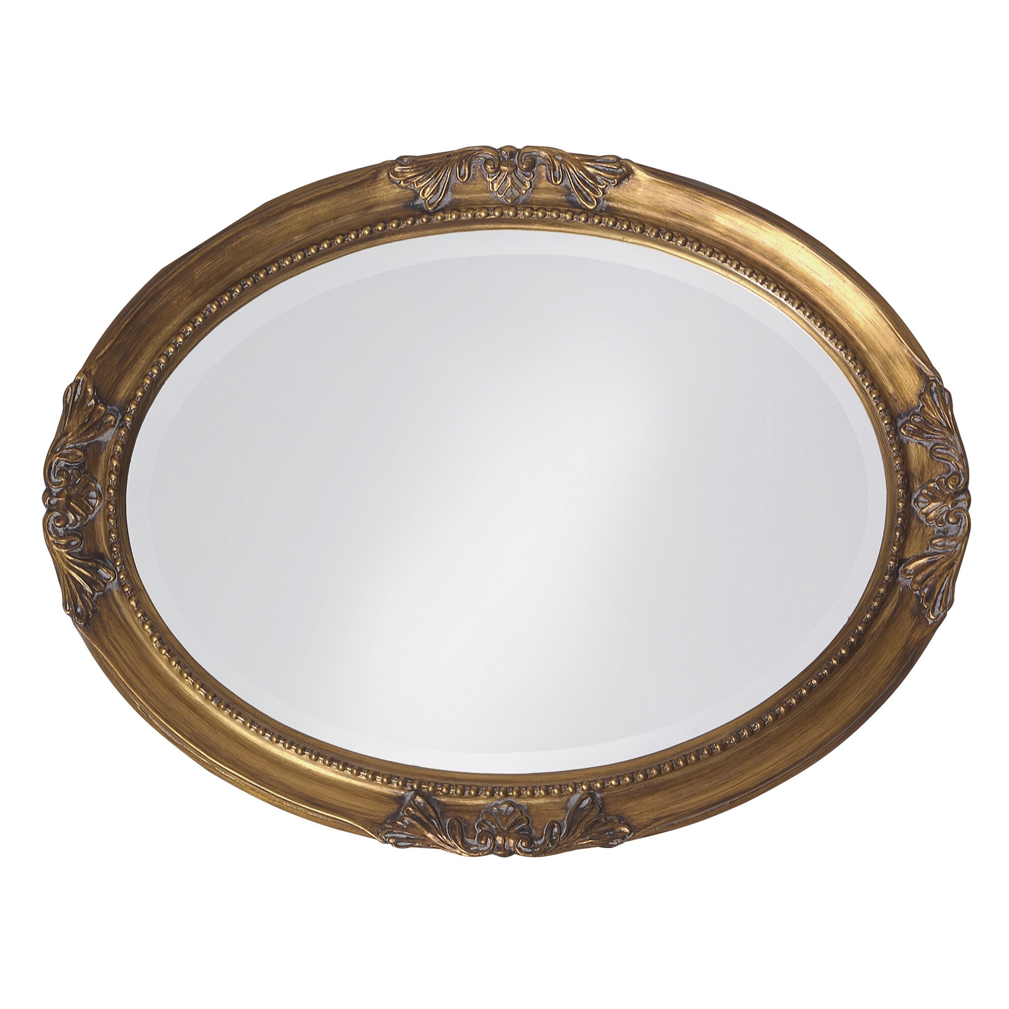 Well Known Pfister Oval Wood Wall Mirrors Throughout Oval Wood Wall Mirror (View 6 of 20)