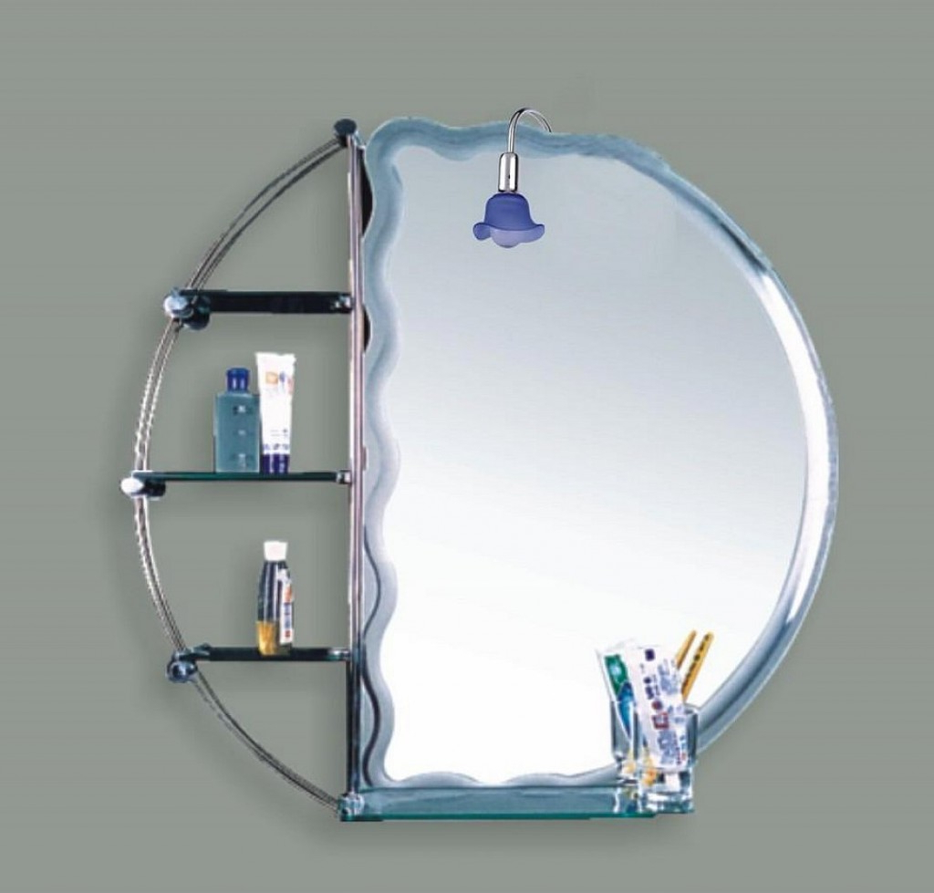 Well Known Small Bathroom Wall Mirrors Regarding 35 Most Cool Bathroom Wall Mirrors Modern Mirror Design (Gallery 8 of 20)