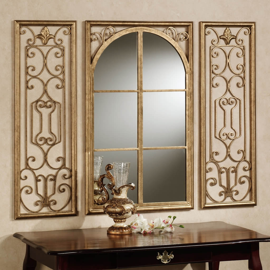 Well Known Small Decorative Wall Mirrors Regarding Home Decoration Small Decorative Wall Mirrors With Sunburst (View 19 of 20)