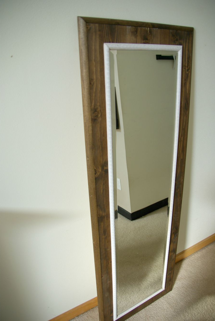 Well Known Stand Up Wall Mirrors Pertaining To Floor Mirror Frame Standing Extra Large Wall Decoration Ikea Length (View 6 of 20)