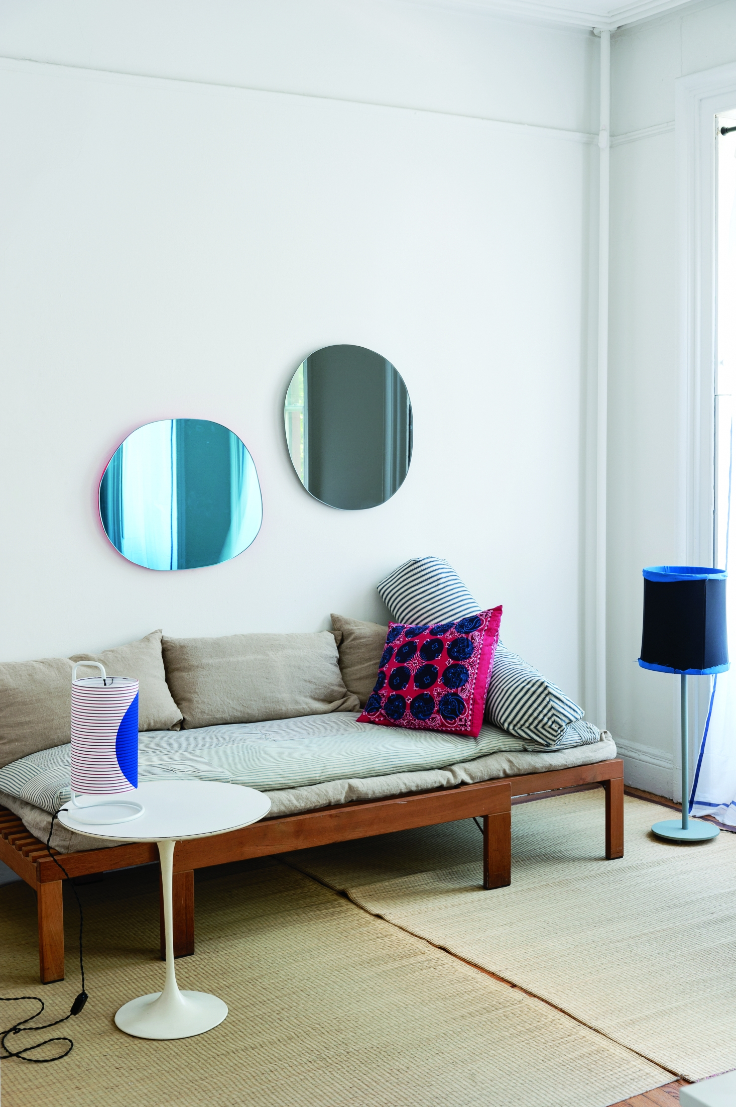 Well Known Trend Alert: 9 Tinted Decorative Mirrors – Remodelista Pertaining To Gilbert Wall Mirrors (View 19 of 20)