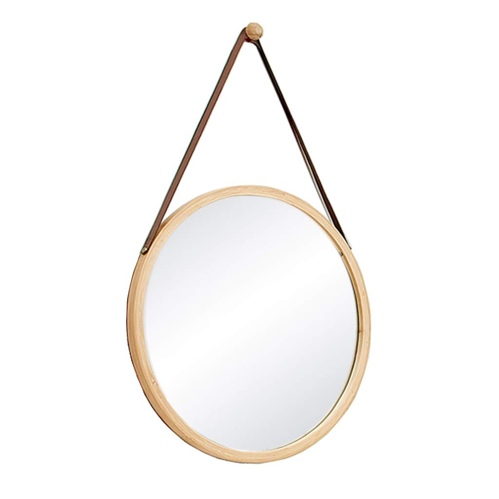 Well Known Vertical Round Wall Mirrors With Regard To Amazon: Wall Mirror (View 14 of 20)