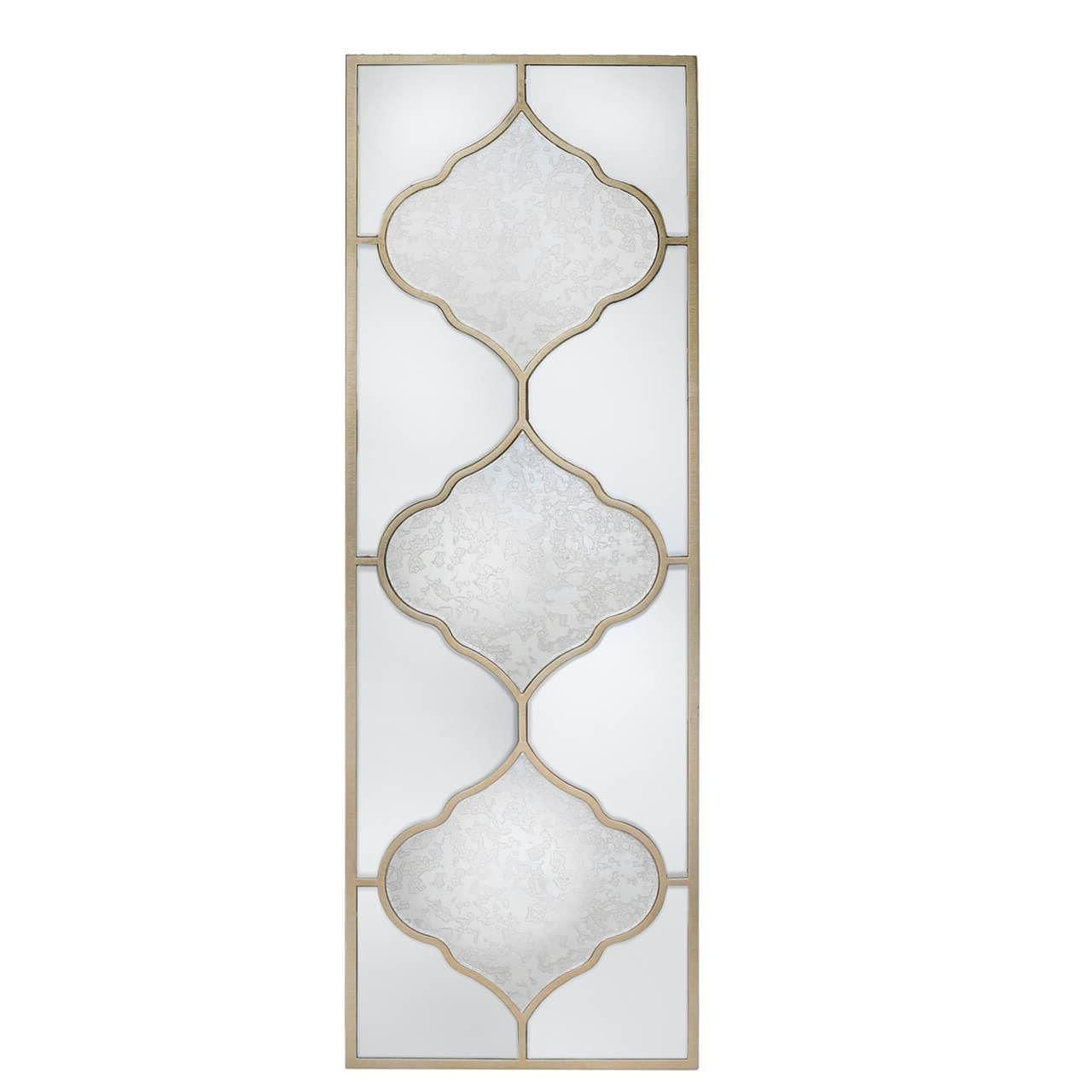 Well Known Vertical Wall Mirrors Regarding Medina Vertical Wall Mirror (View 3 of 20)