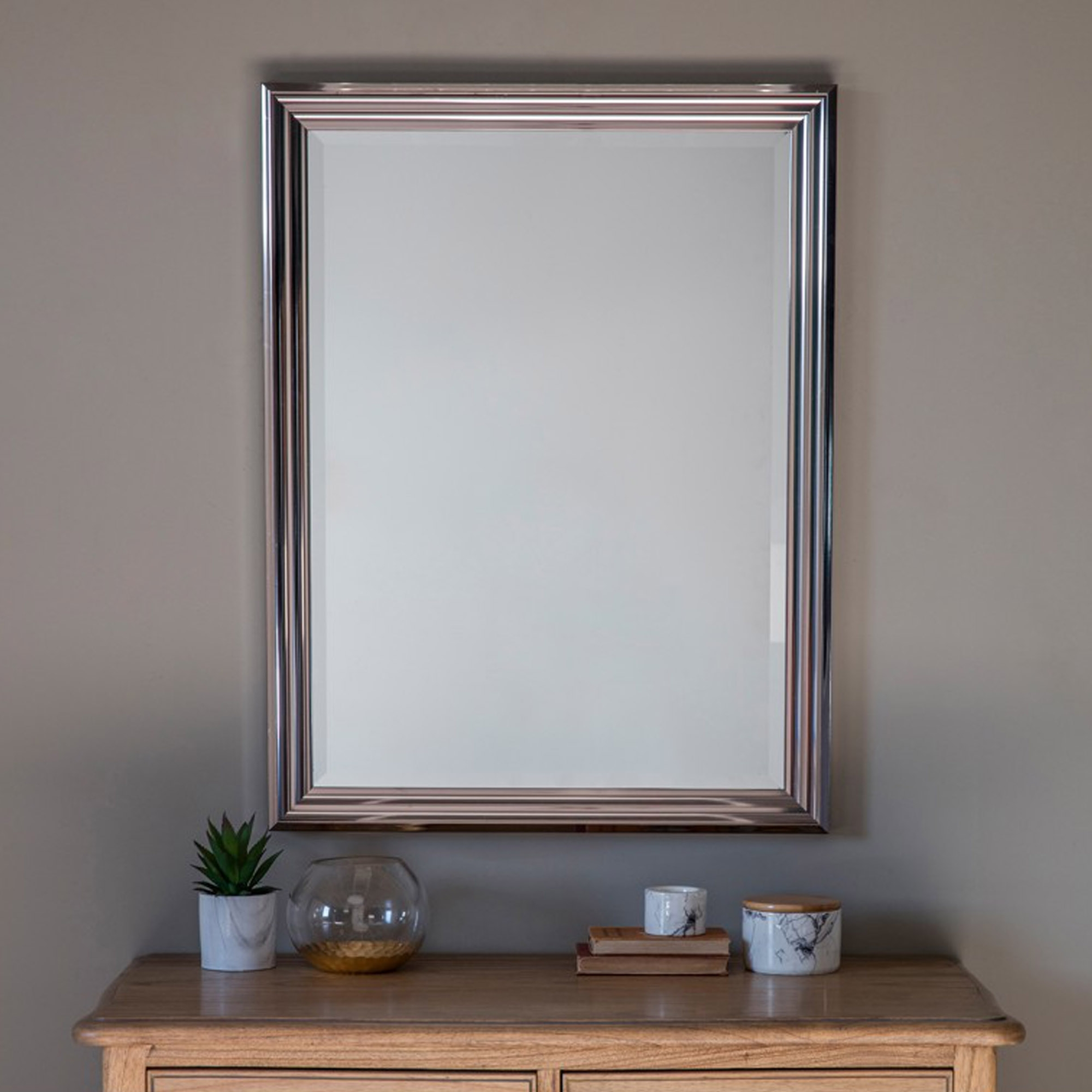 Well Known Wall Mirror Sets Of 4 Within Kelby Set Of 4 Wall Mirrors (View 13 of 20)
