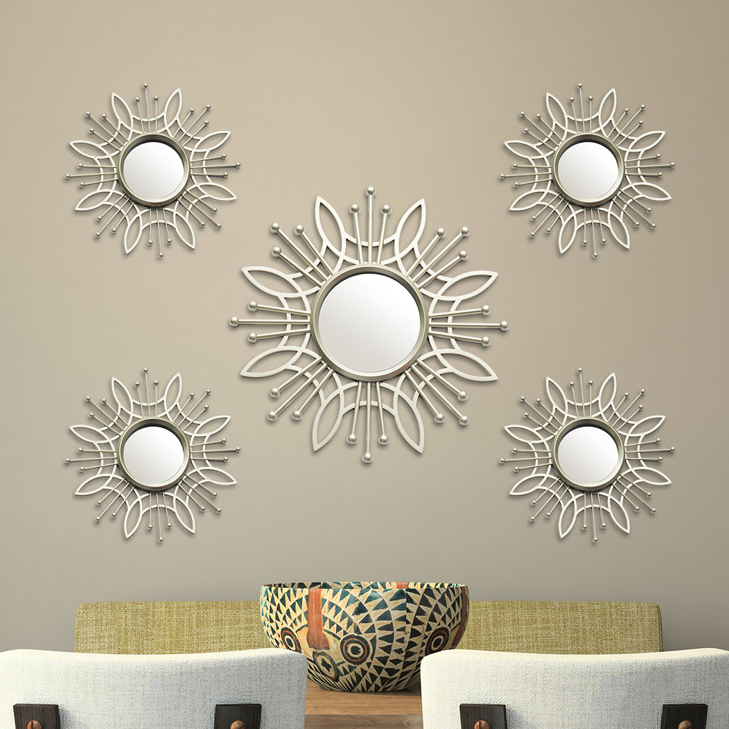 Featured Photo of Set Of Wall Mirrors