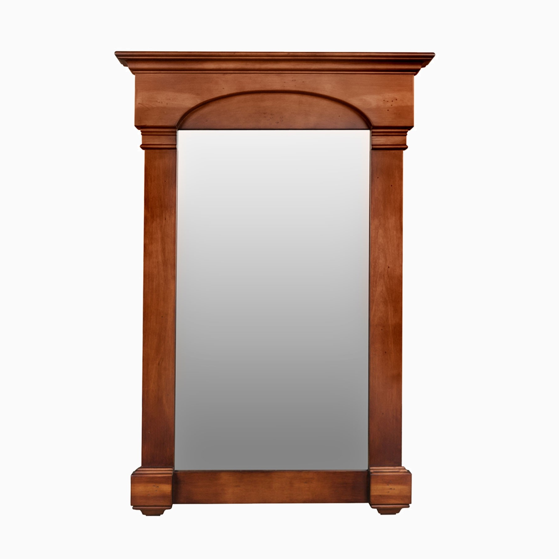 20 The Best Cherry Wood Framed Wall Mirrors