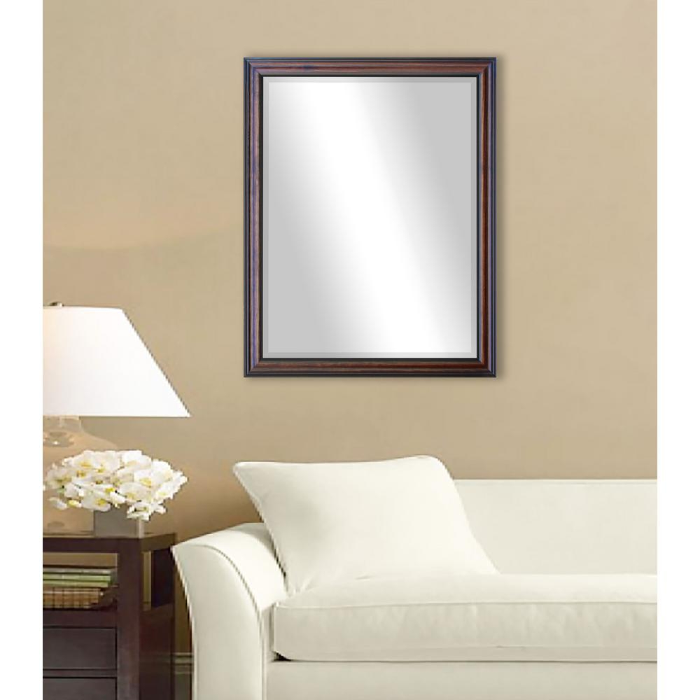 Well Liked Beveled Wall Mirrors In 31.5 In. X 37.5 In (View 15 of 20)