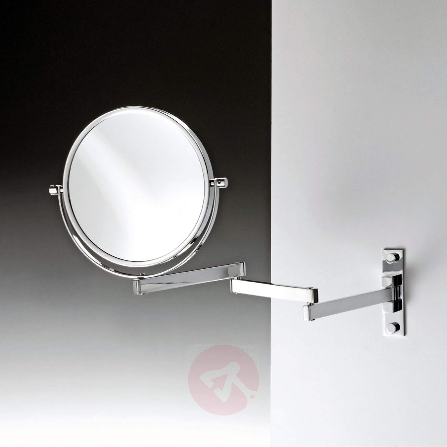 Well Liked Bright Noble Cosmetic Wall Mirror, 5x In Cosmetic Wall Mirrors (View 12 of 20)