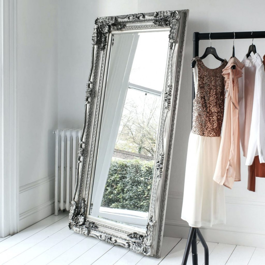 Well Liked Ideas For Secure A Leaning Wall Mirror — Firebrandcattery Pertaining To Leaning Wall Mirrors (View 6 of 20)