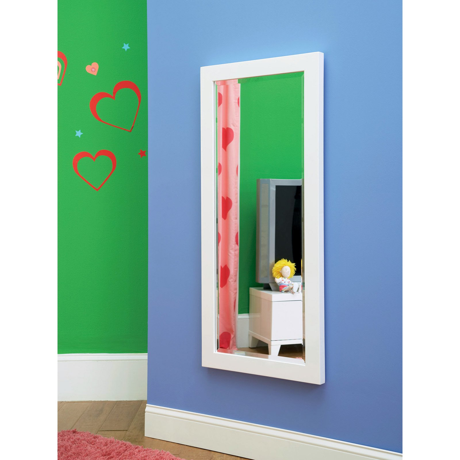 Well Liked Kids Room Mirror Kids Room Mirror Louis Philippe Mirror Inside Kids Wall Mirrors (View 6 of 20)