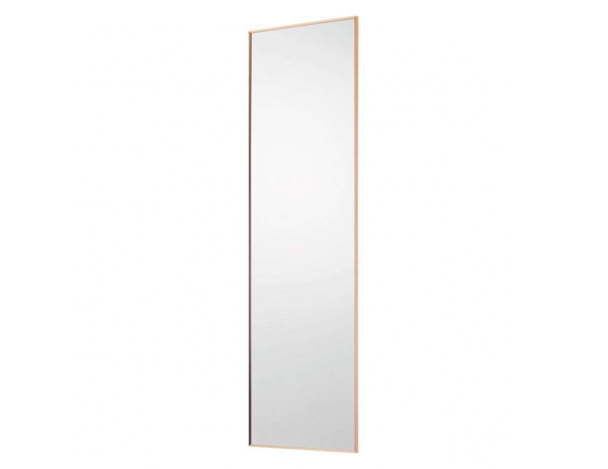Well Liked Kupari 40 X 140cm Copper Full Length Wall Mirror In White Full Length Wall Mirrors (View 14 of 20)