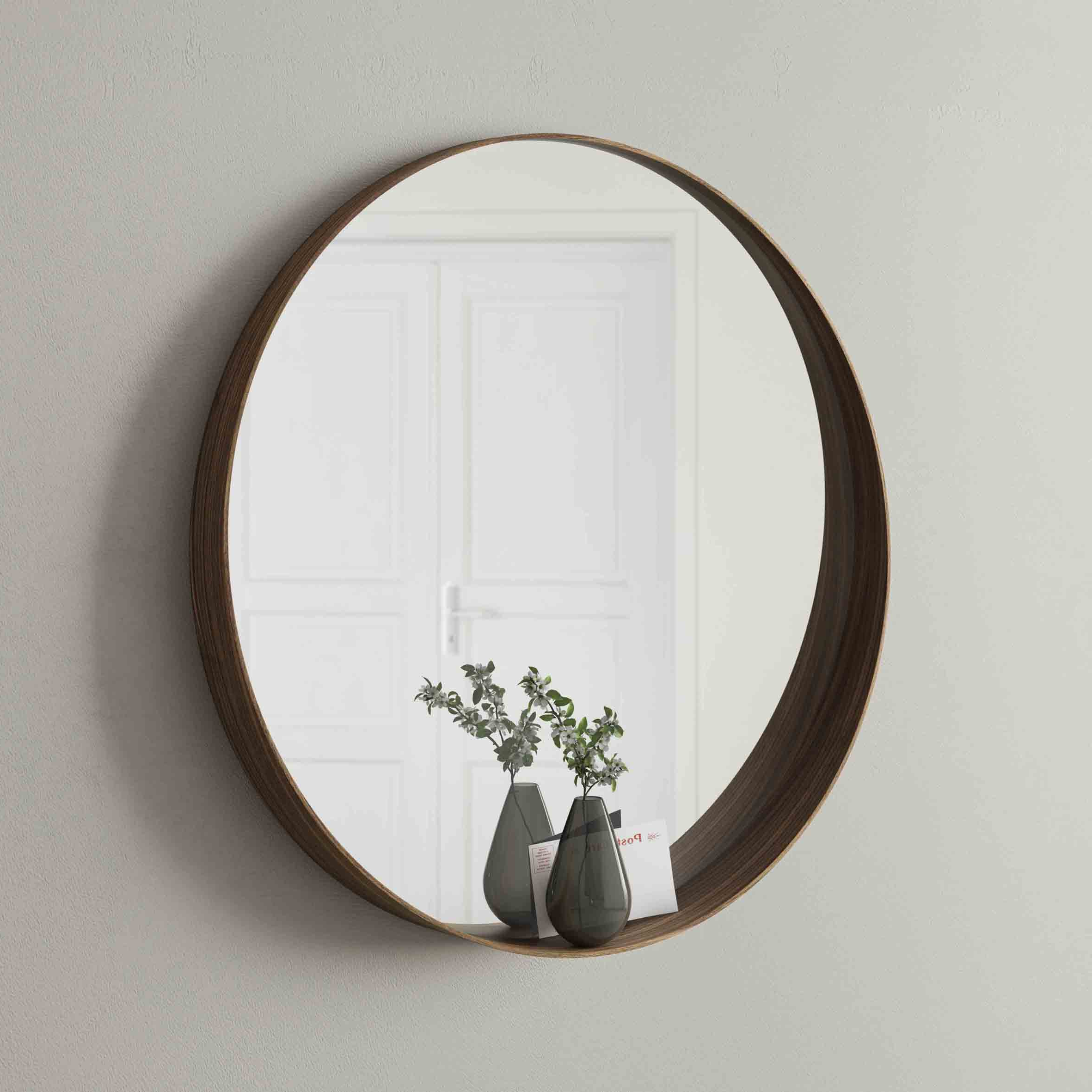 Well Liked Large Circle Mirror Ikea – Mirror Designs In Ikea Round Wall Mirrors (View 8 of 20)