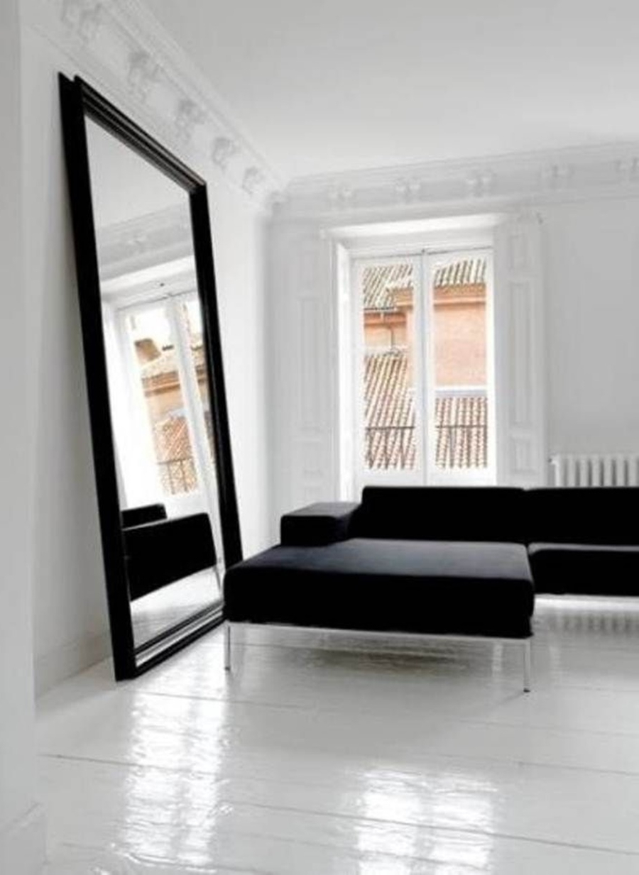 Well Liked Oversized Wall Mirrors For Framed Oversized Wall Mirrors — Mirror Decorations (View 5 of 20)