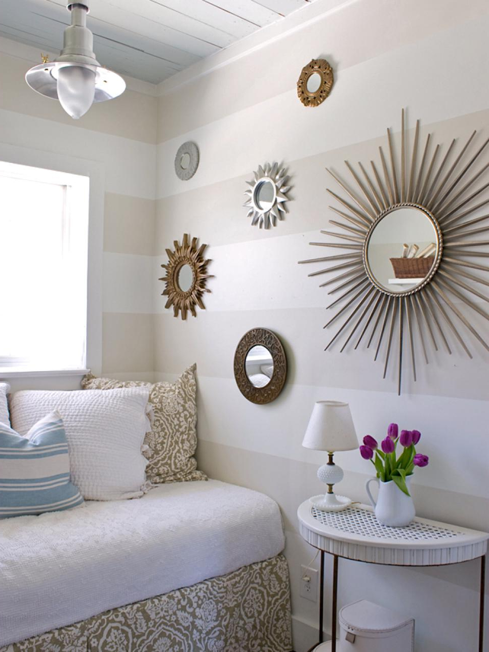 Well Liked Small Decorative Wall Mirrors Regarding Bedroom Small Decorative Wall Mirrors : Small Decorative (View 8 of 20)