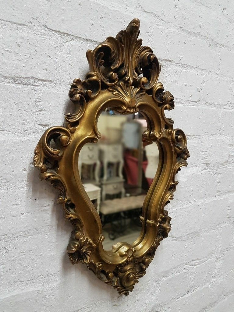 Well Liked Small Vintage Wall Mirror (Delivery Available) (View 20 of 20)