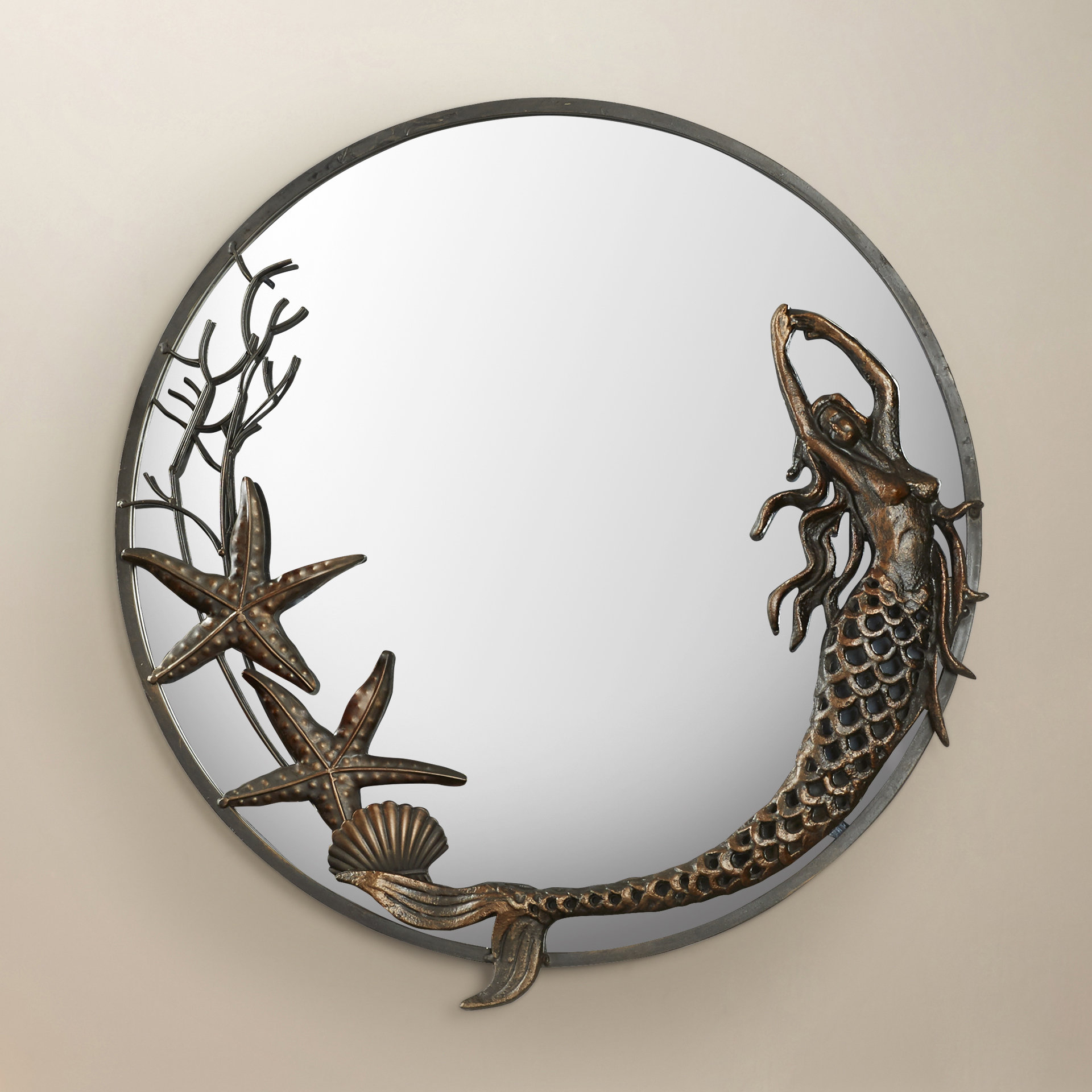 Well Liked Traditional/coastal Accent Mirror Throughout Traditional/coastal Accent Mirrors (View 2 of 20)