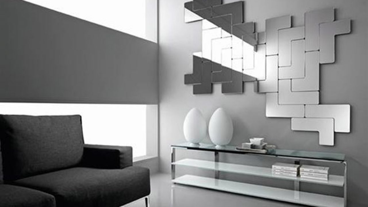 Well Liked Wall Mirrors For Living Rooms In 28 Unique And Stunning Wall Mirror Designs For Living Room (View 12 of 20)