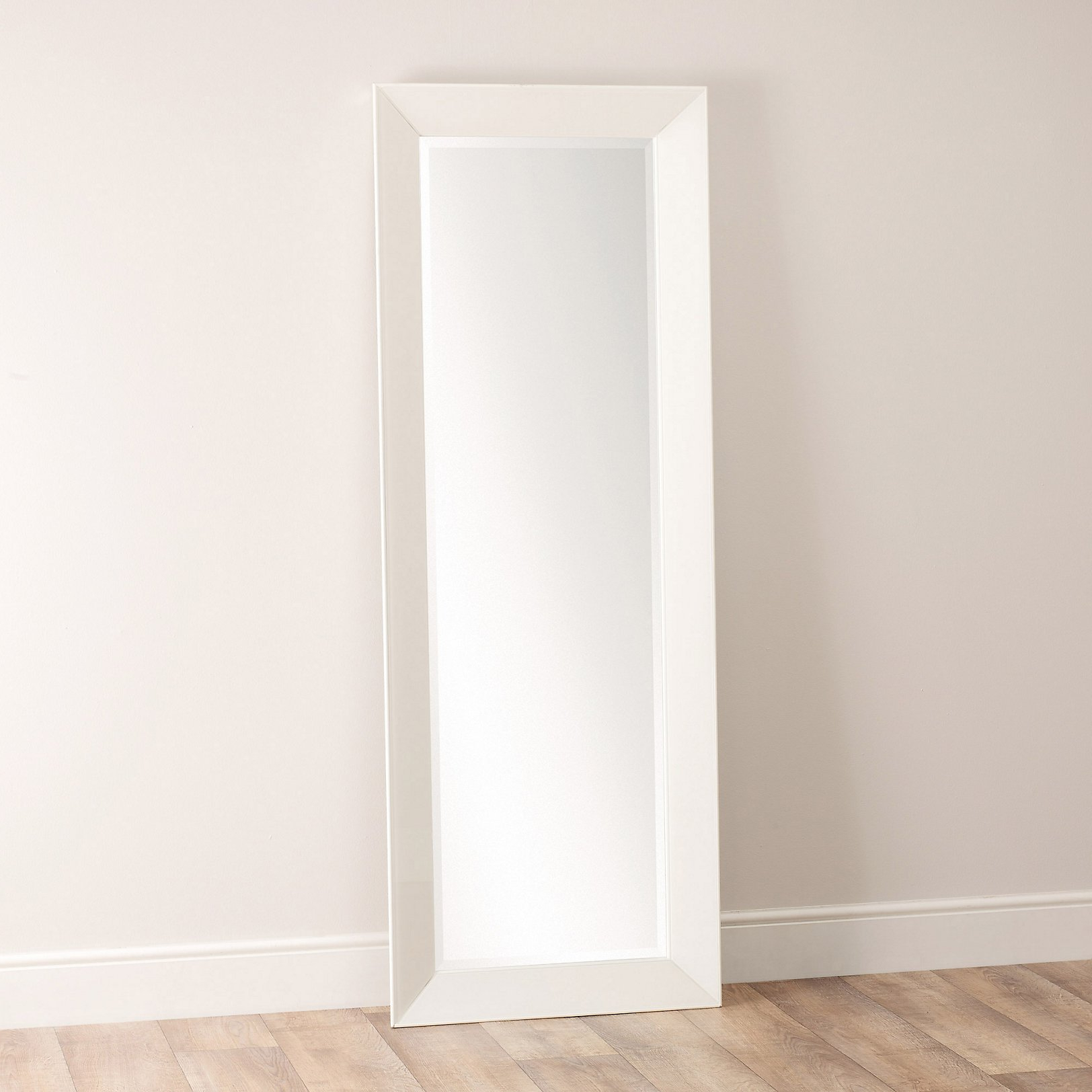 White Full Length Wall Mirrors Intended For Newest Mirrors Stunning Framed Full Length Mirror Vanity Bathroom (View 18 of 20)