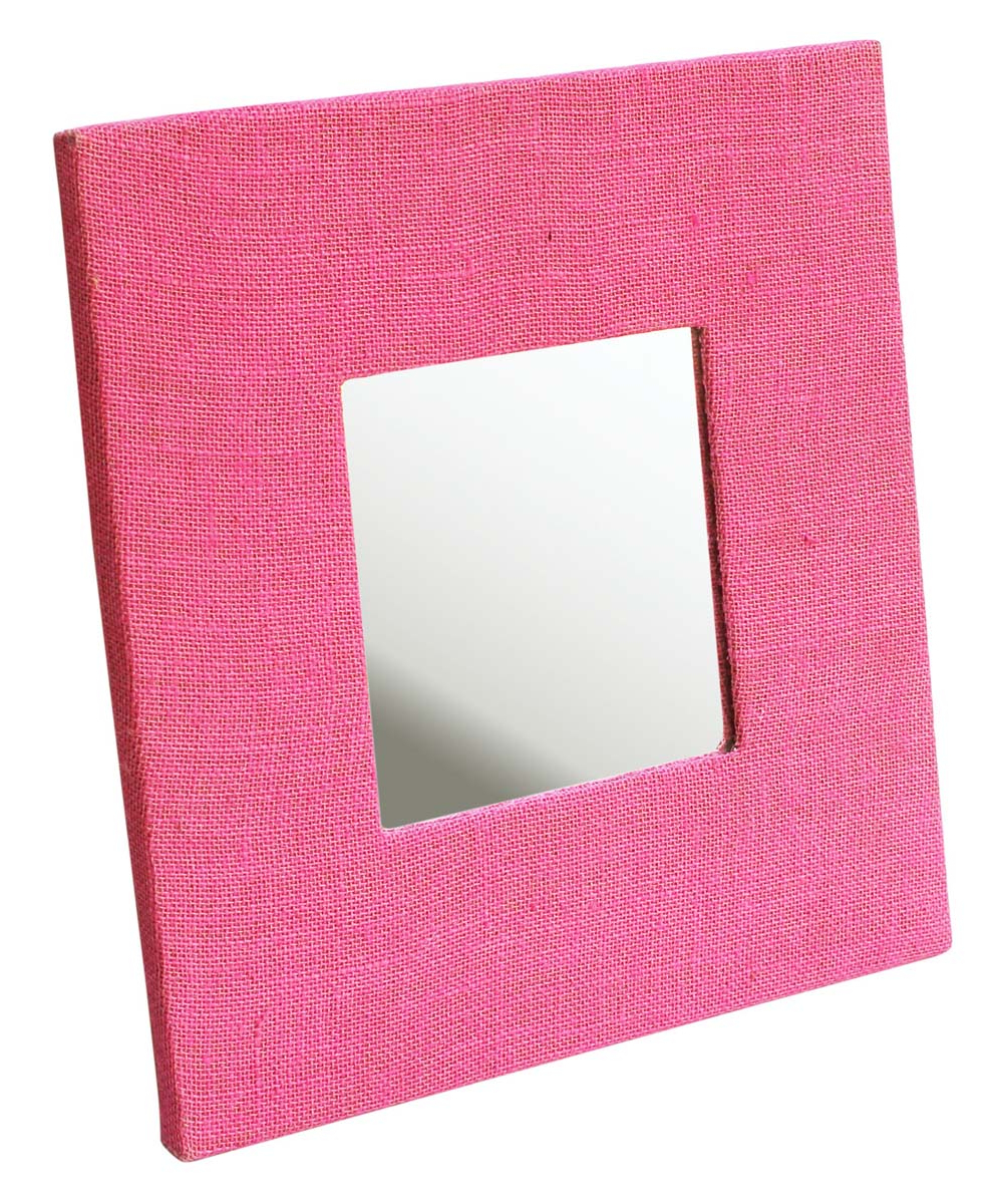 Wholesale Square Shaped Wall Mirror In Bulk – Handmade Decorative Within Well Known Pink Wall Mirrors (View 19 of 20)