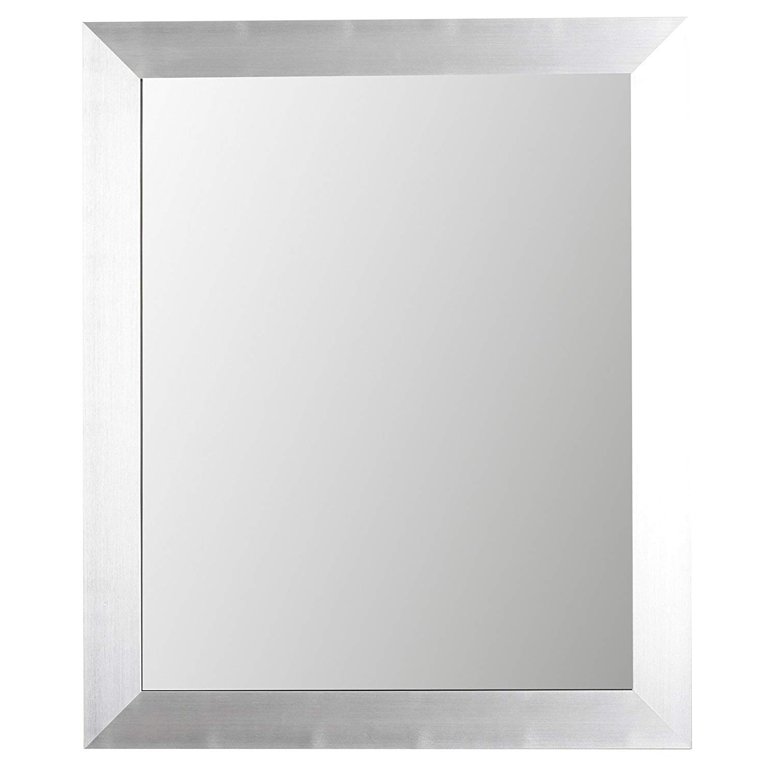 Widely Used Amazon: Northend Wall Mounted Mirror Rectangle Shape In In Northend Wall Mirrors (View 3 of 20)