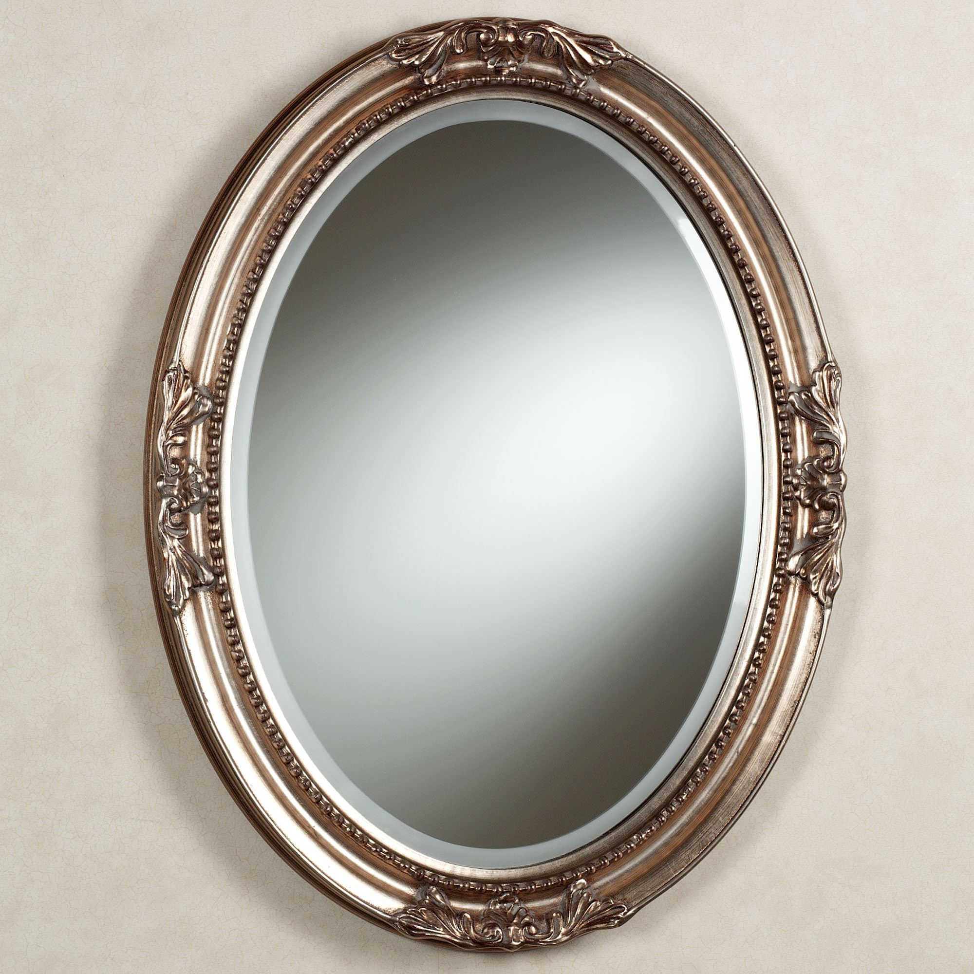 Widely Used Andina Oval Wall Mirror With Large Oval Wall Mirrors (View 10 of 20)
