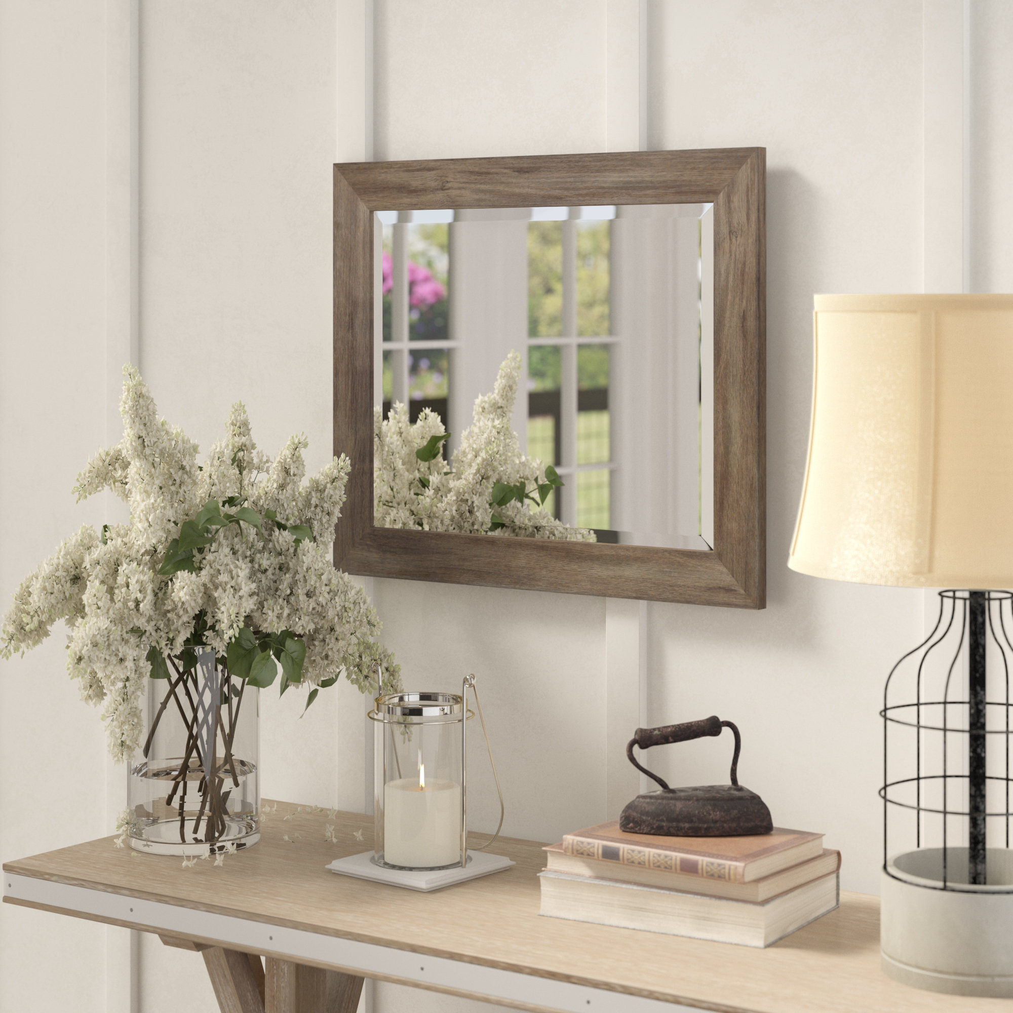 Widely Used Berinhard Accent Mirror With Glynis Wild West Accent Mirrors (View 16 of 20)