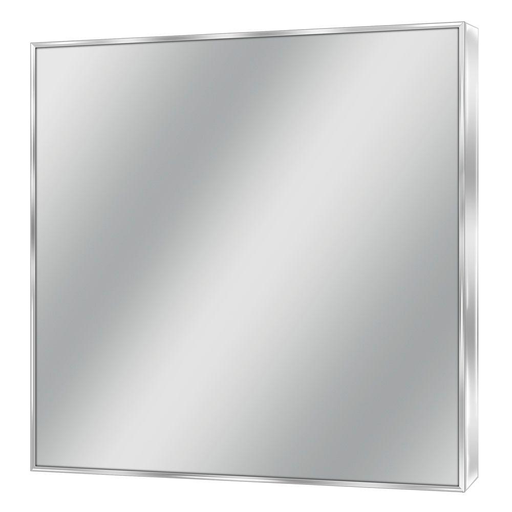 Widely Used Deco Mirror 30 In. W X 36 In (View 17 of 20)