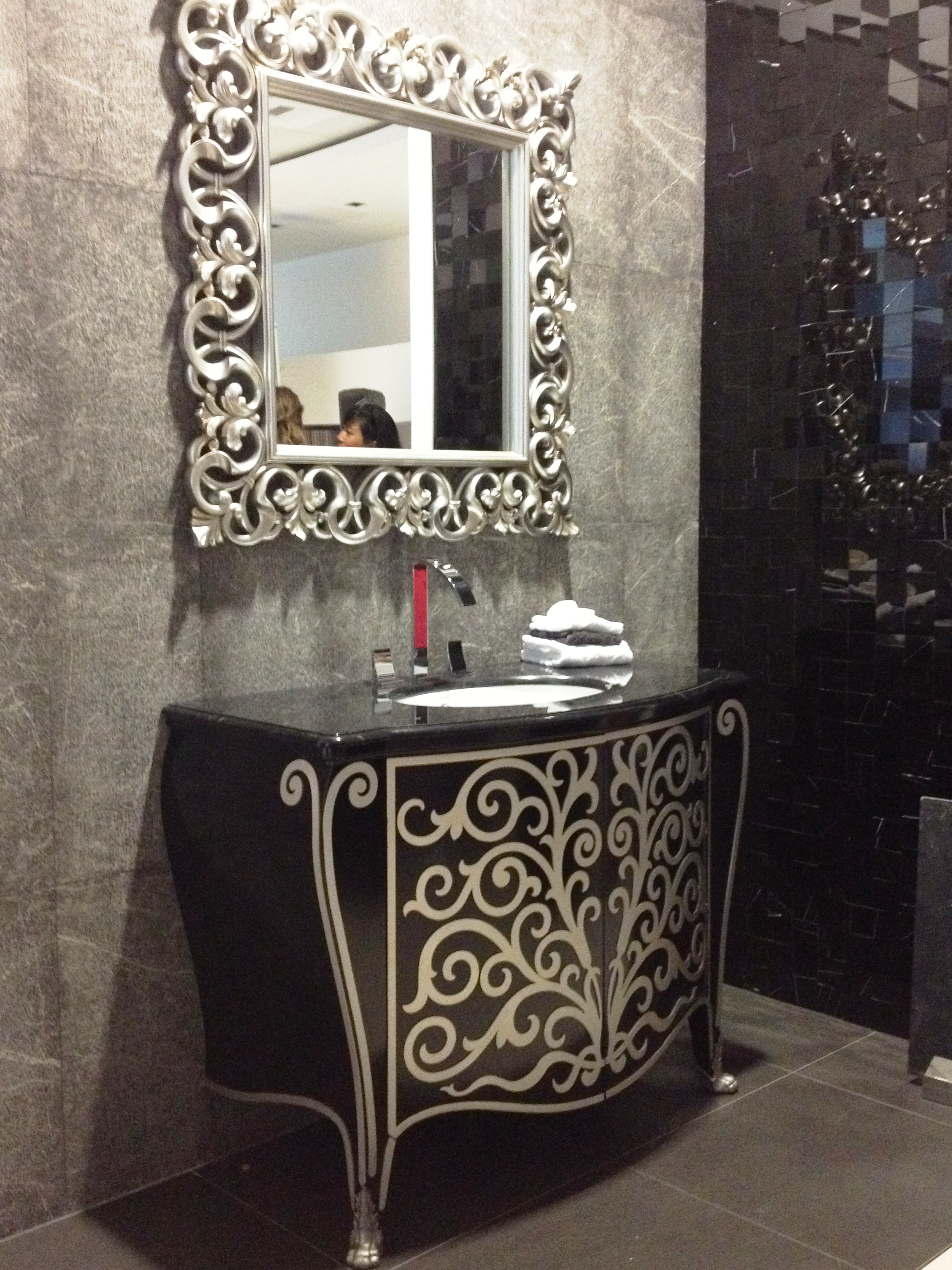 Widely Used Decorative Wall Mirrors For Bathrooms Intended For Design Wall Mirrors Awesome Decorative Unique Geometric Mirror (View 8 of 20)