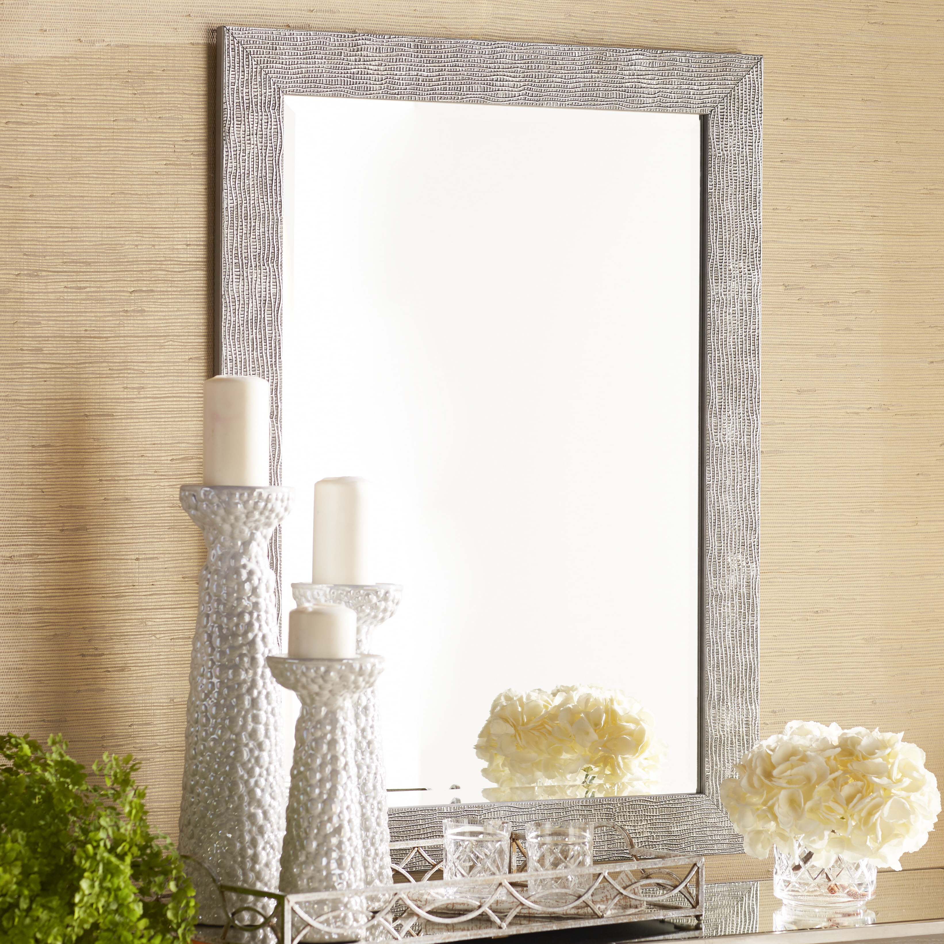 Widely Used Epinal Shabby Elegance Wall Mirrors For Abdul Accent Mirror (View 15 of 20)