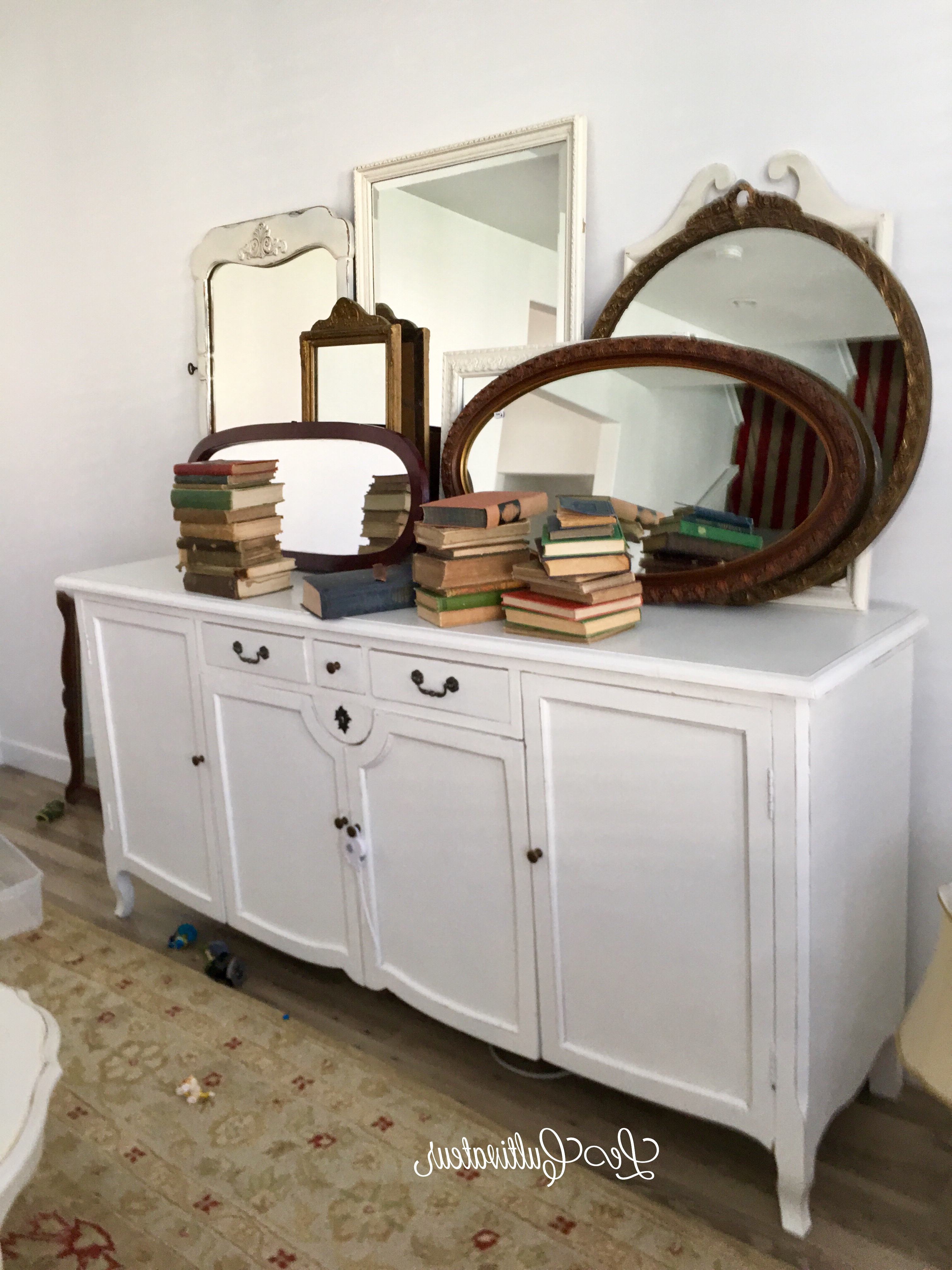 Widely Used Gallery Wall Mirrors Pertaining To Mirror Gallery Wall ~ Lecultivateur (View 12 of 20)
